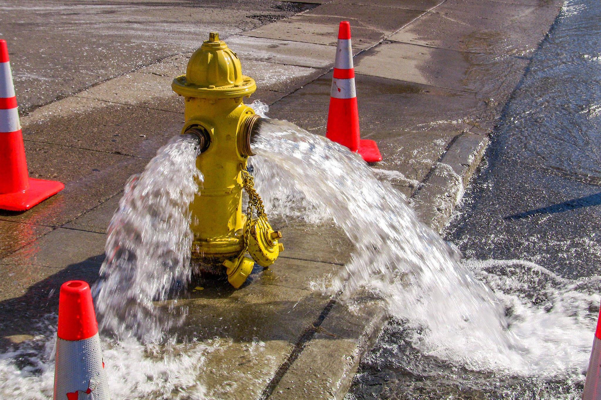 311 fire hydrant toronto