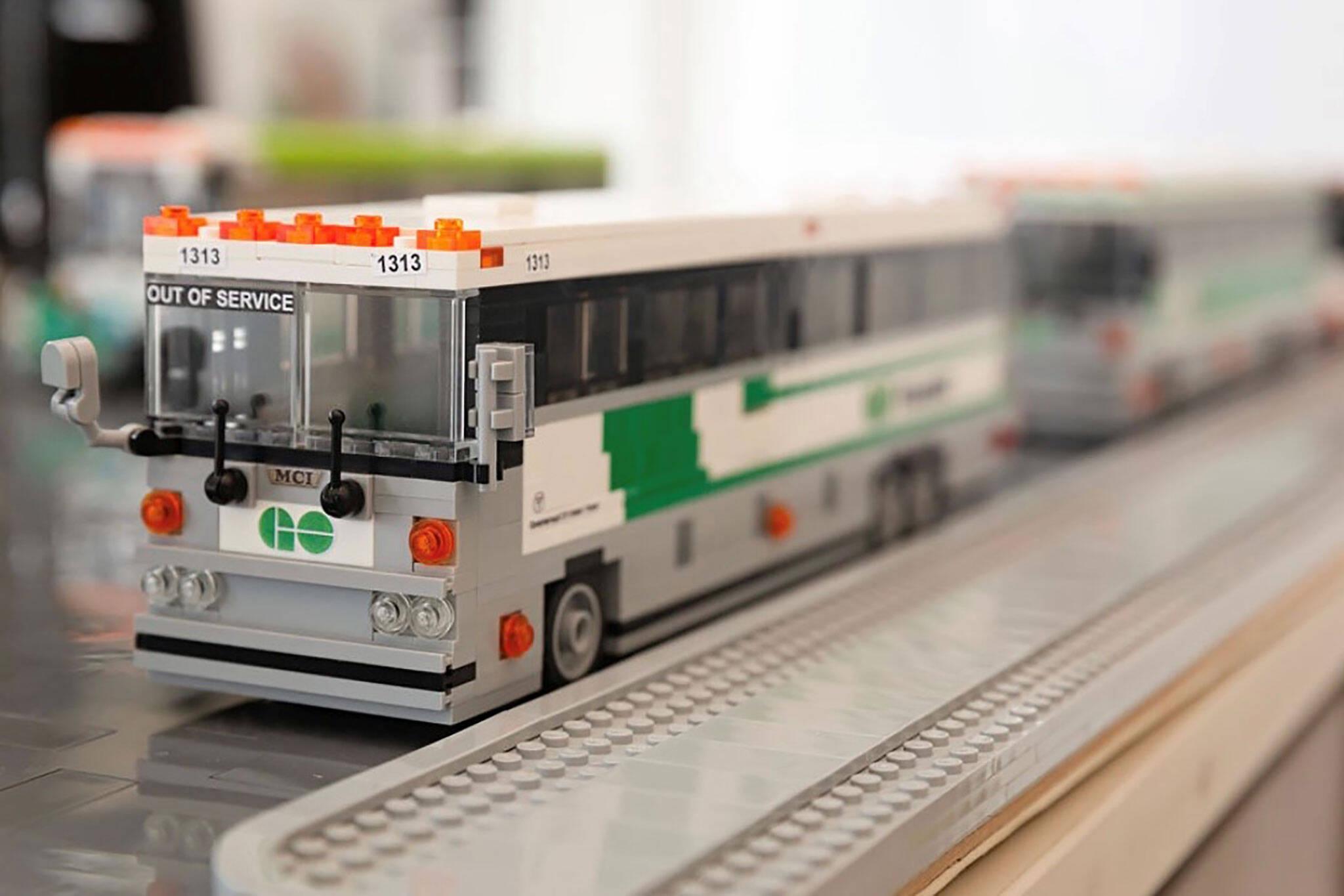 lego go transit station