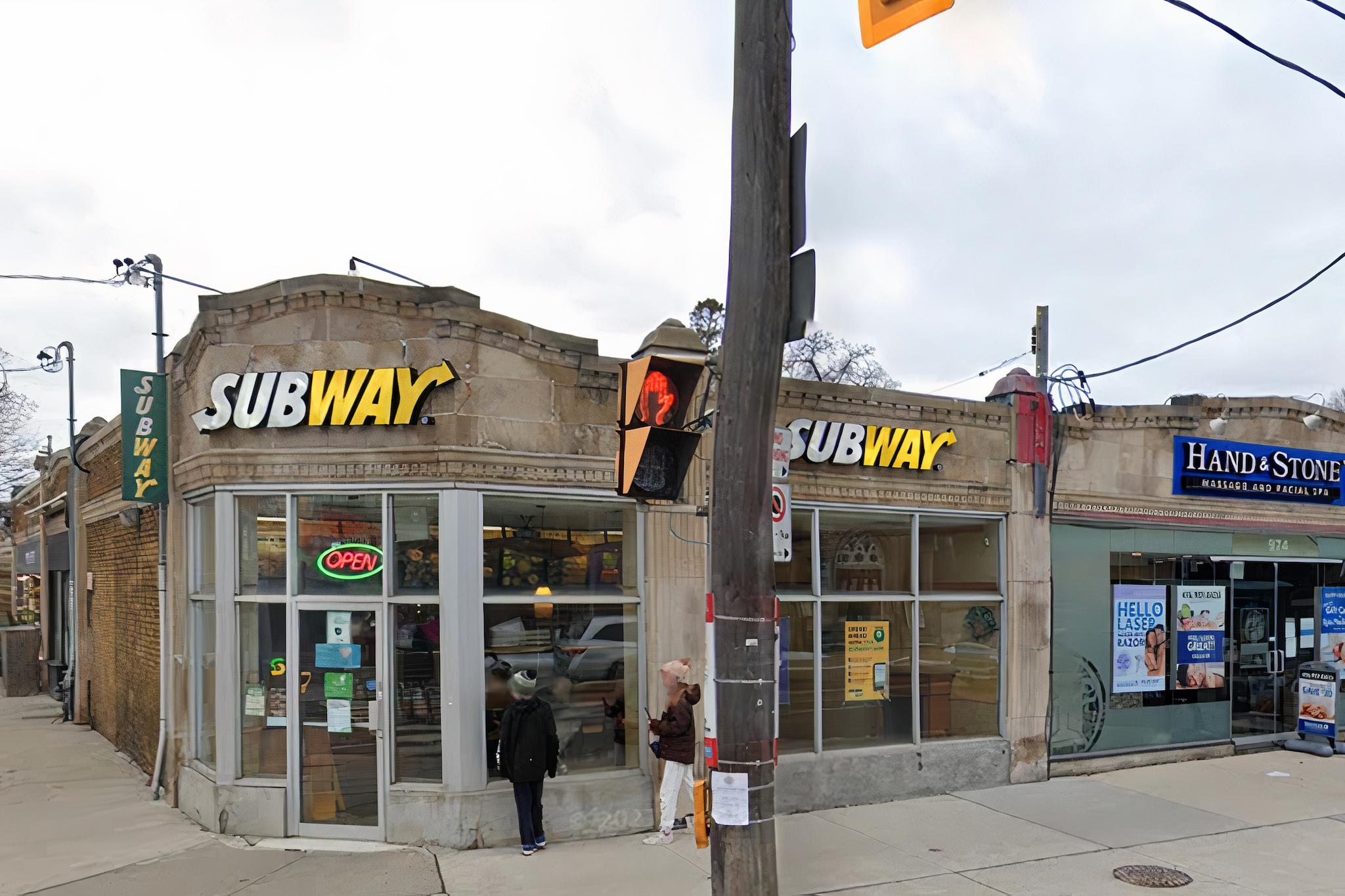 subway kingston road toronto
