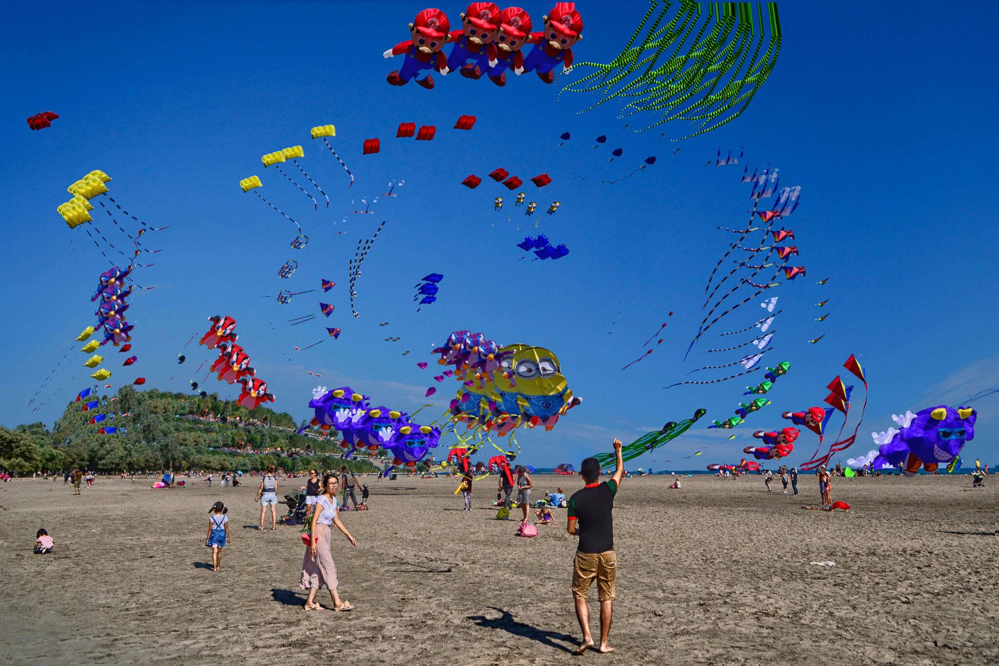 kite festival markdale