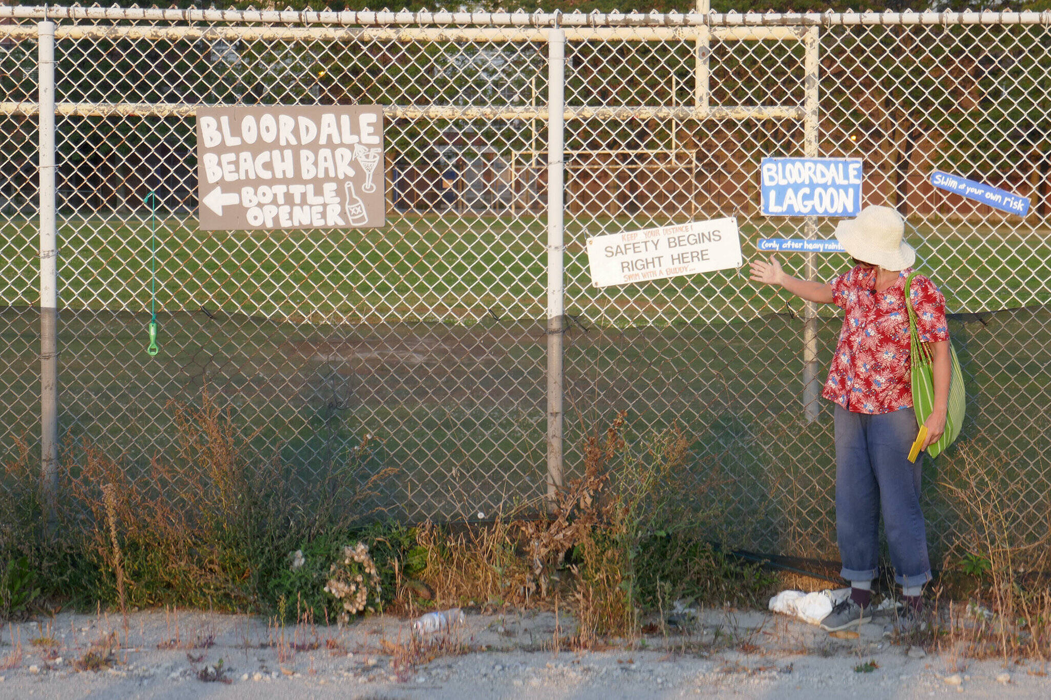 bloordale beach toronto