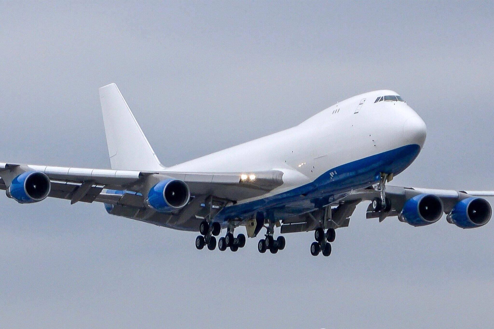 mystery plane toronto