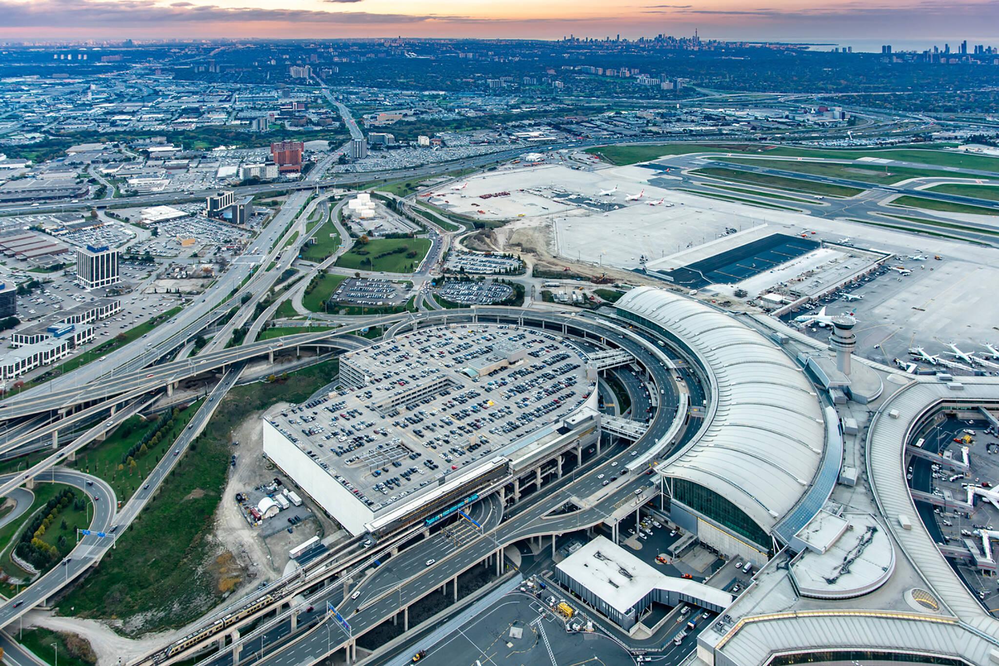 toronto airport jobs