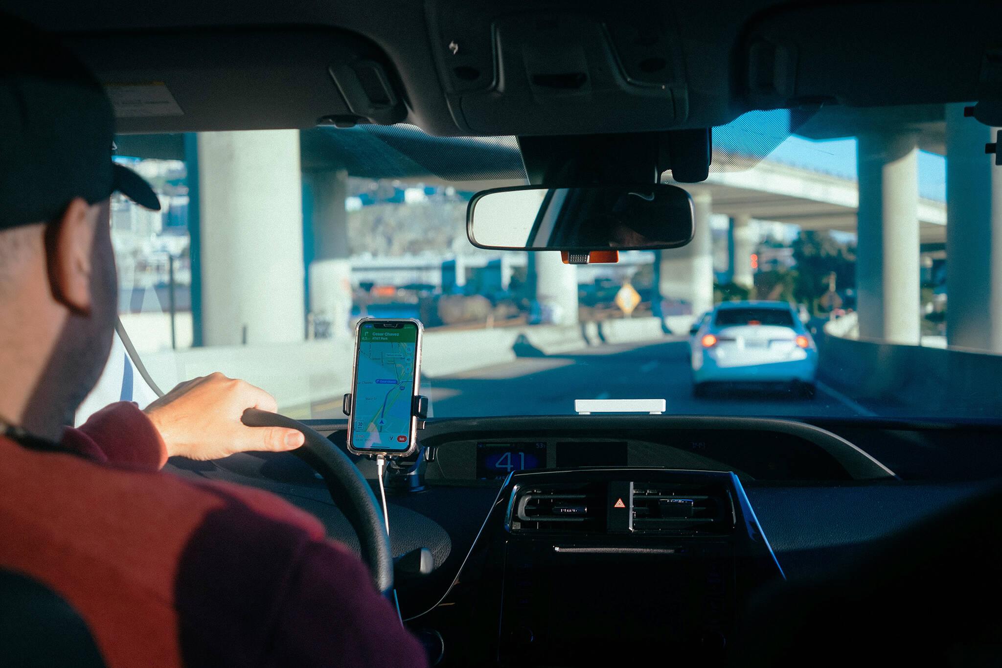 uber driver toronto
