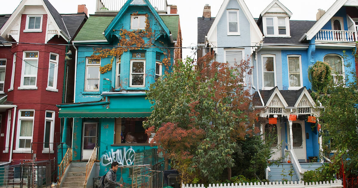 Owning a home in Canada costs way less per month than renting