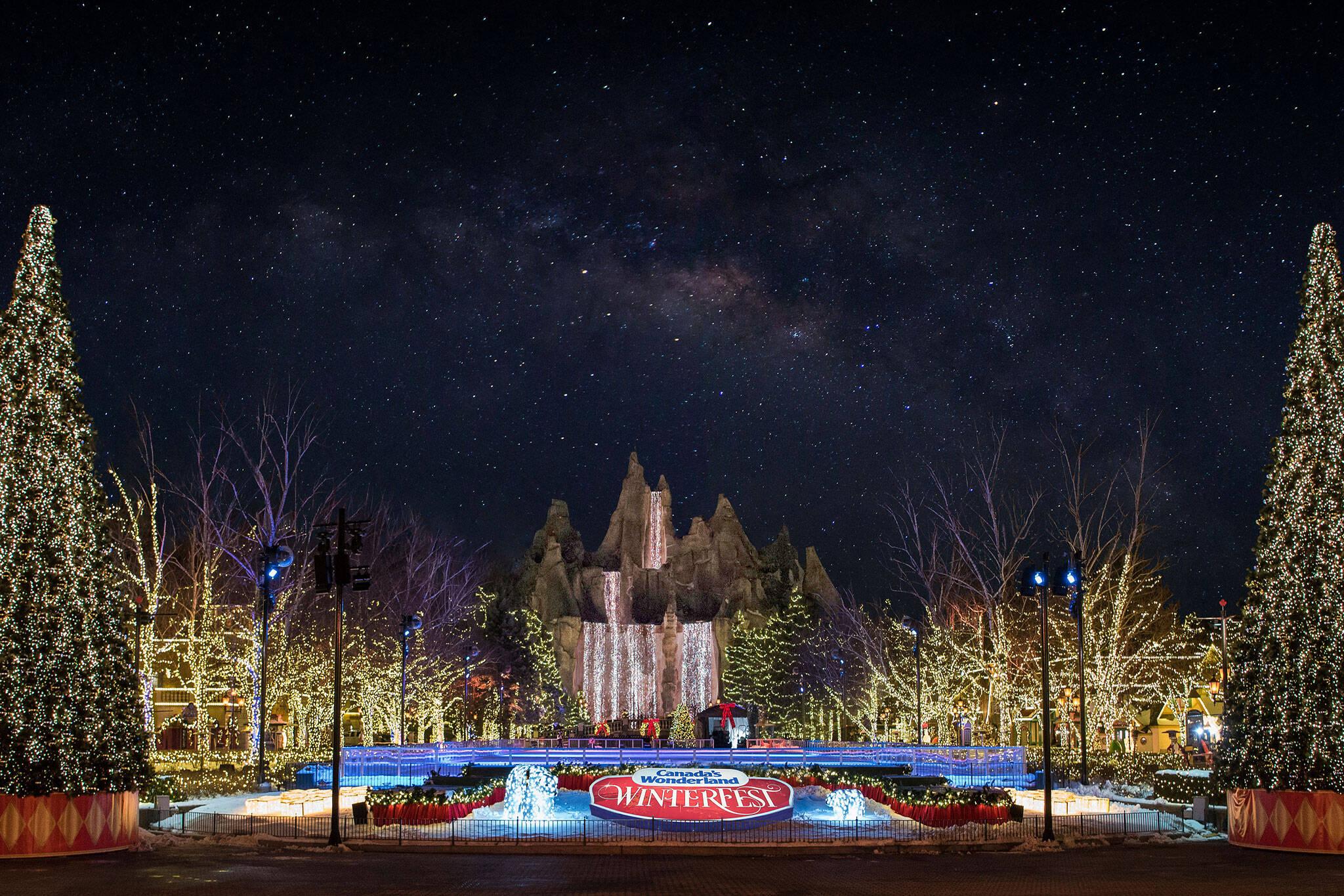 winterfest canadas wonderland 2021