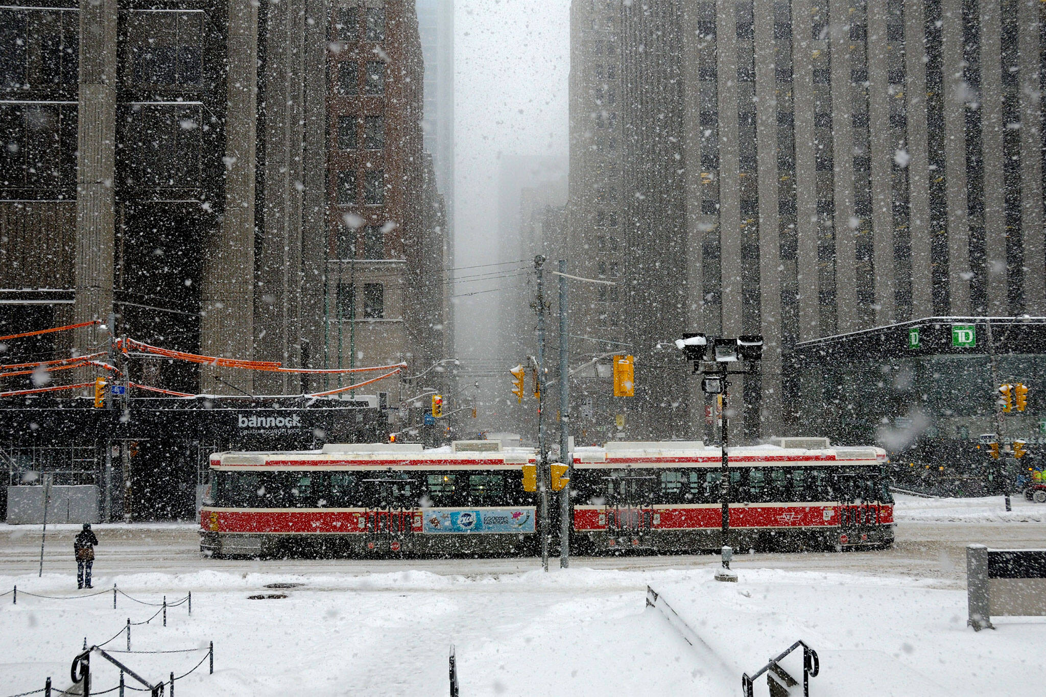 first snowfall 2021