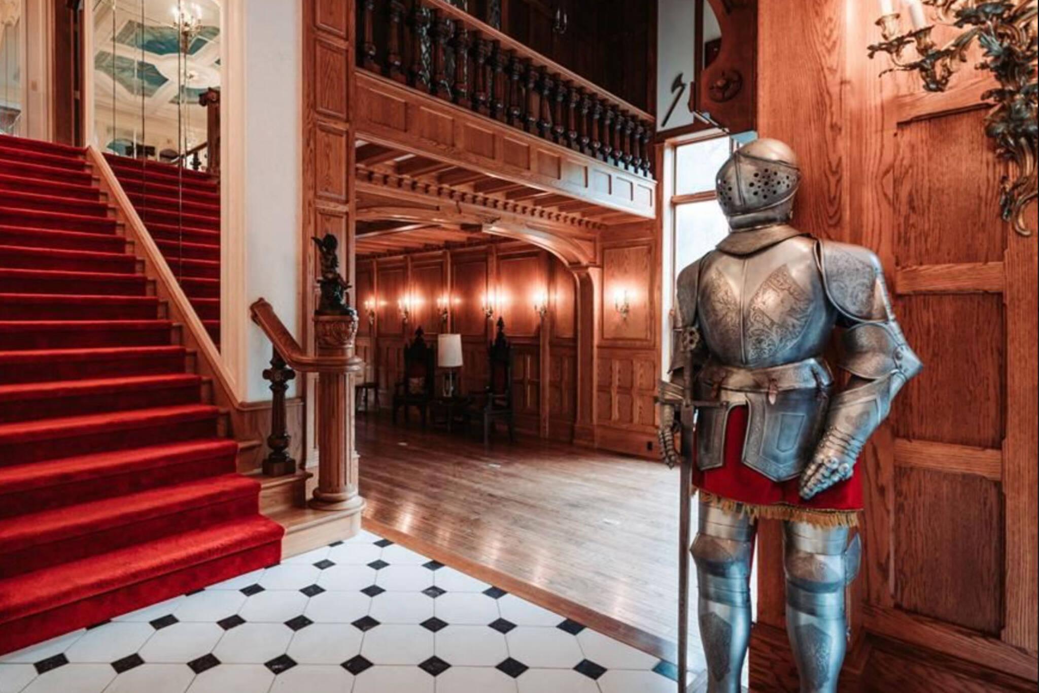 castle for sale in rochester michigan