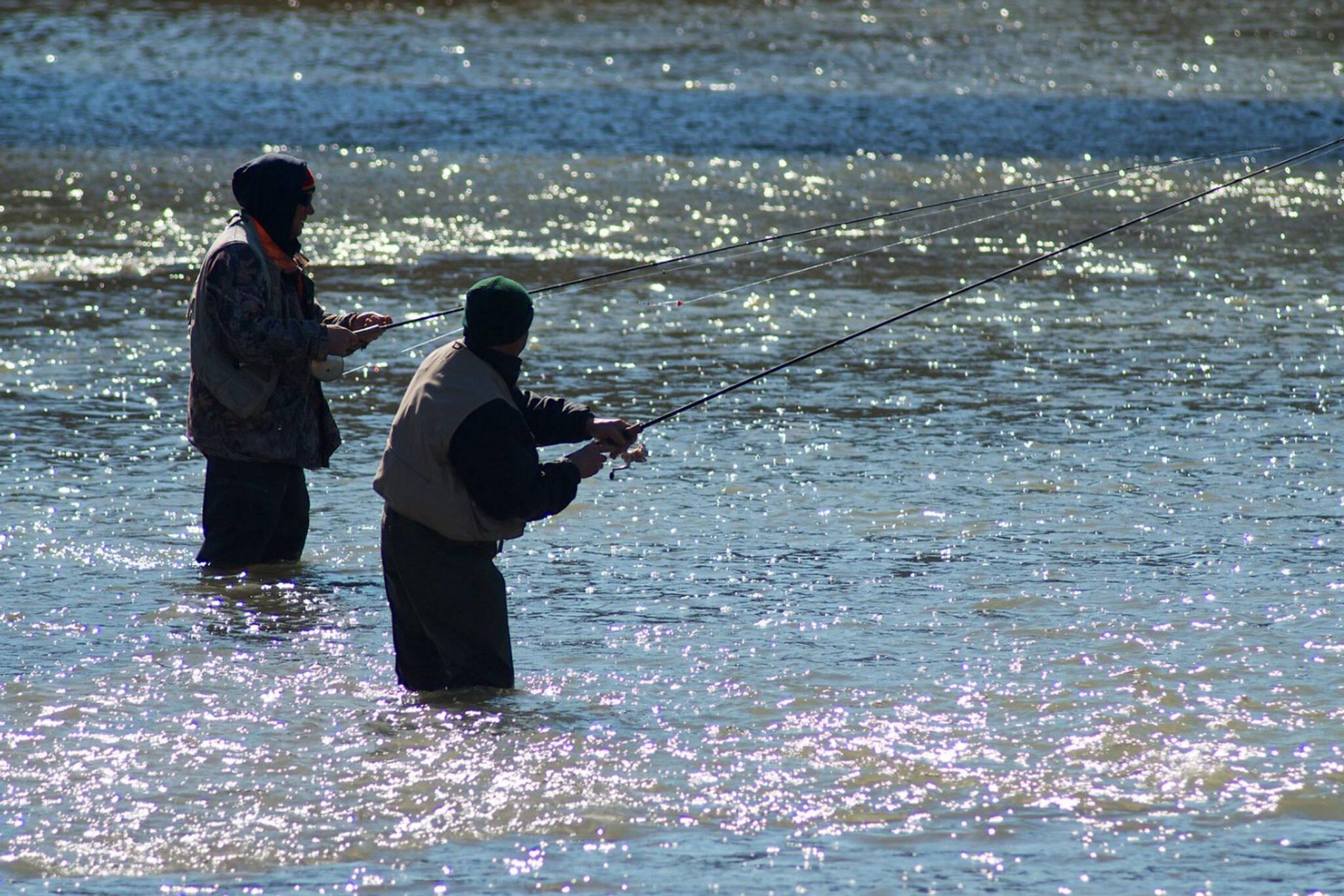 fishing toronto