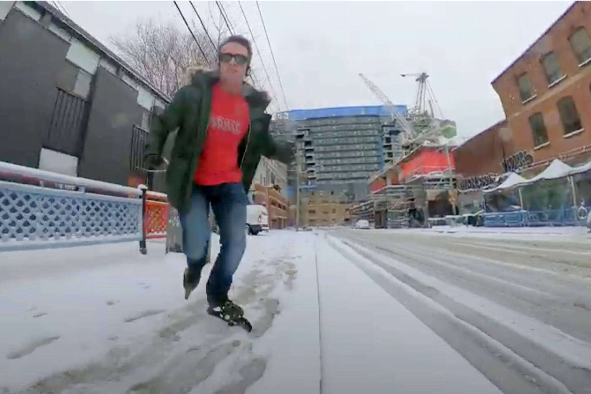 toronto rollerblading