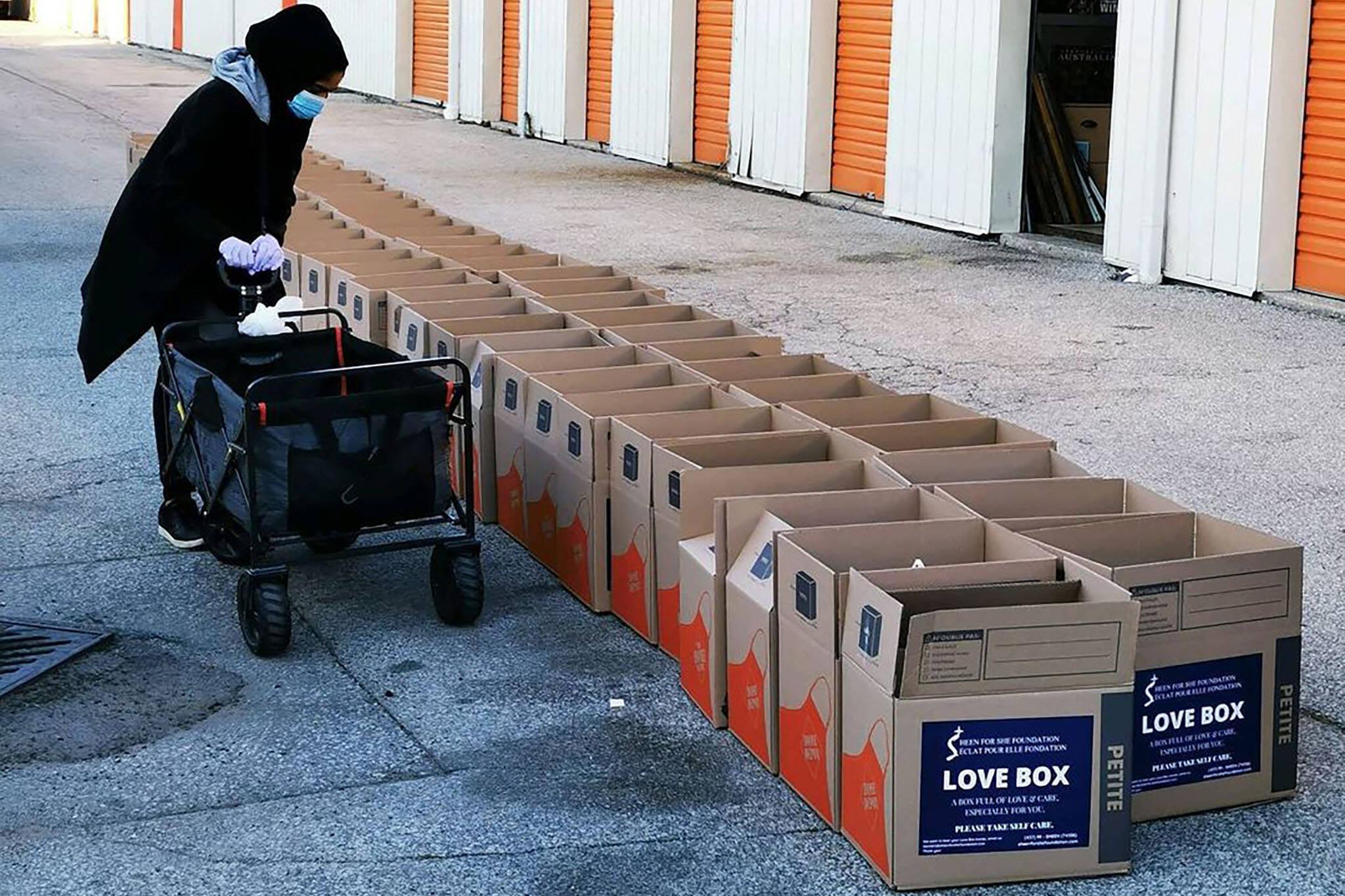 love boxes toronto
