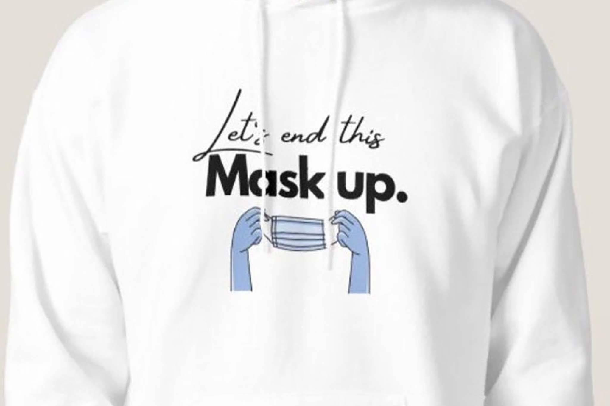 mask up toronto