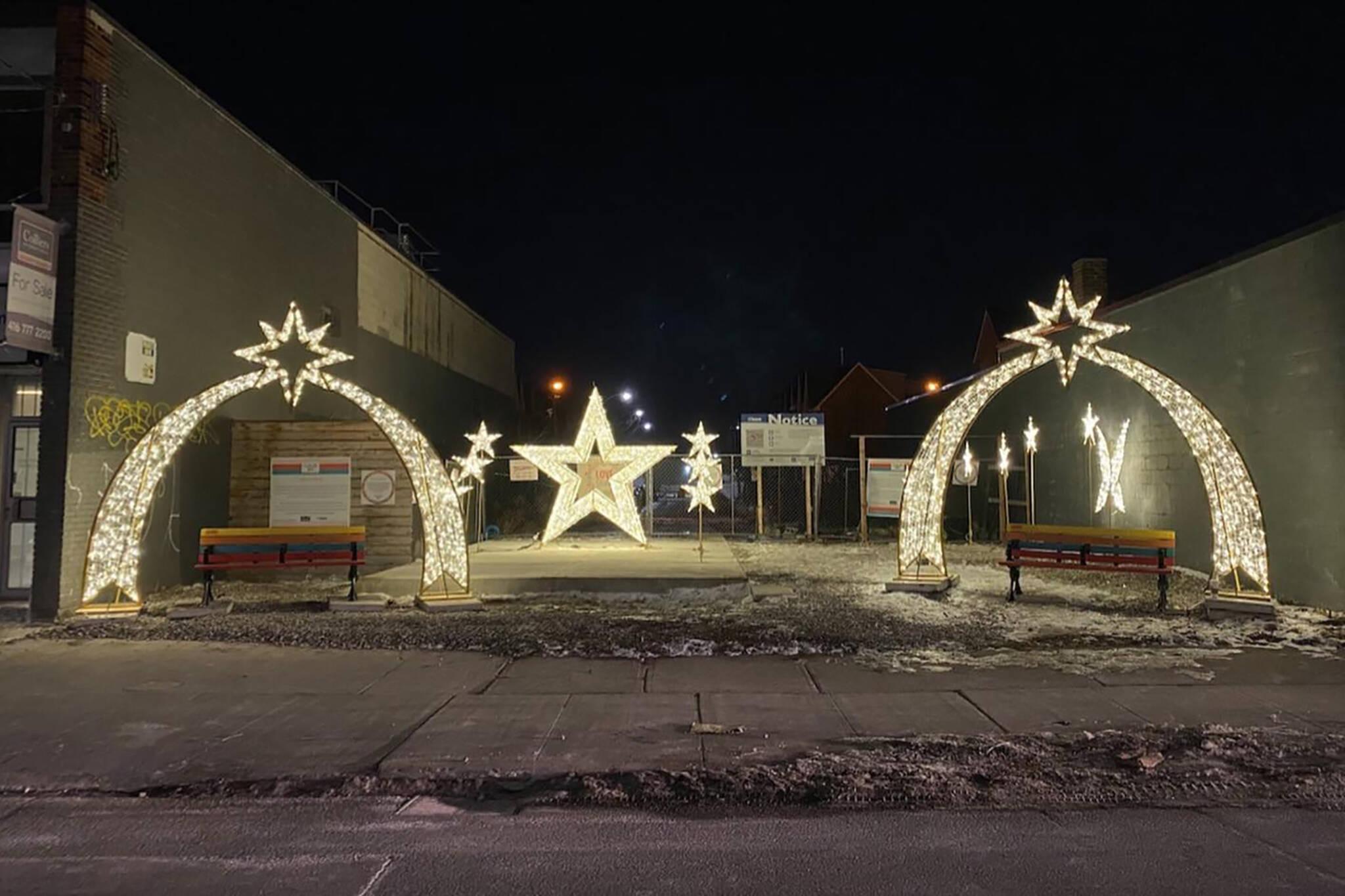 lights toronto