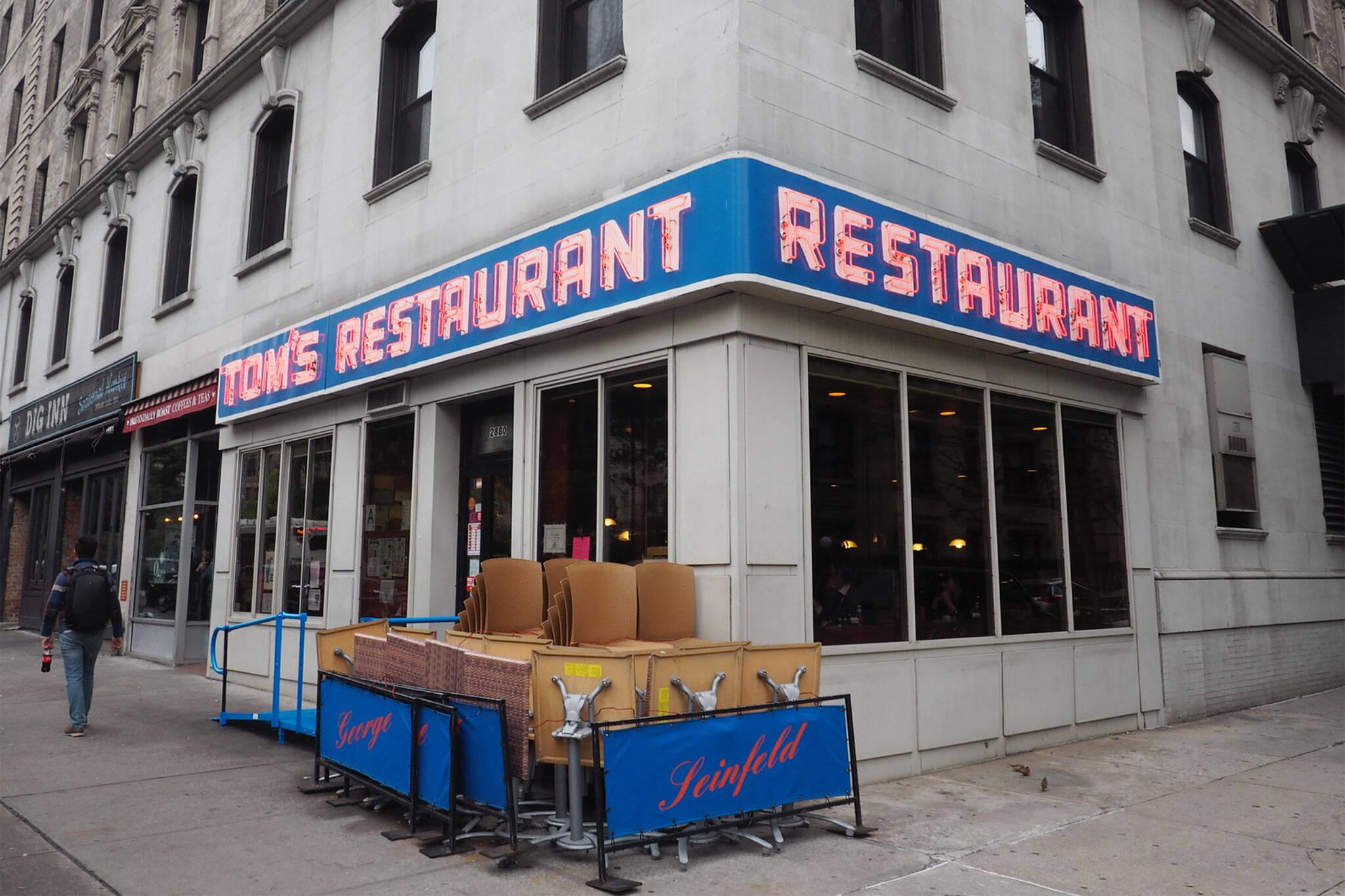 seinfeld restaurant toronto