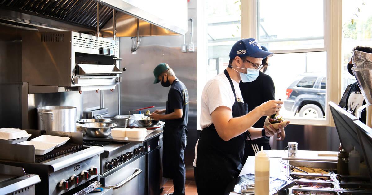 この新しいトロントのレストランは、パレスチナとイスラエルの間の平和をテーマにしています