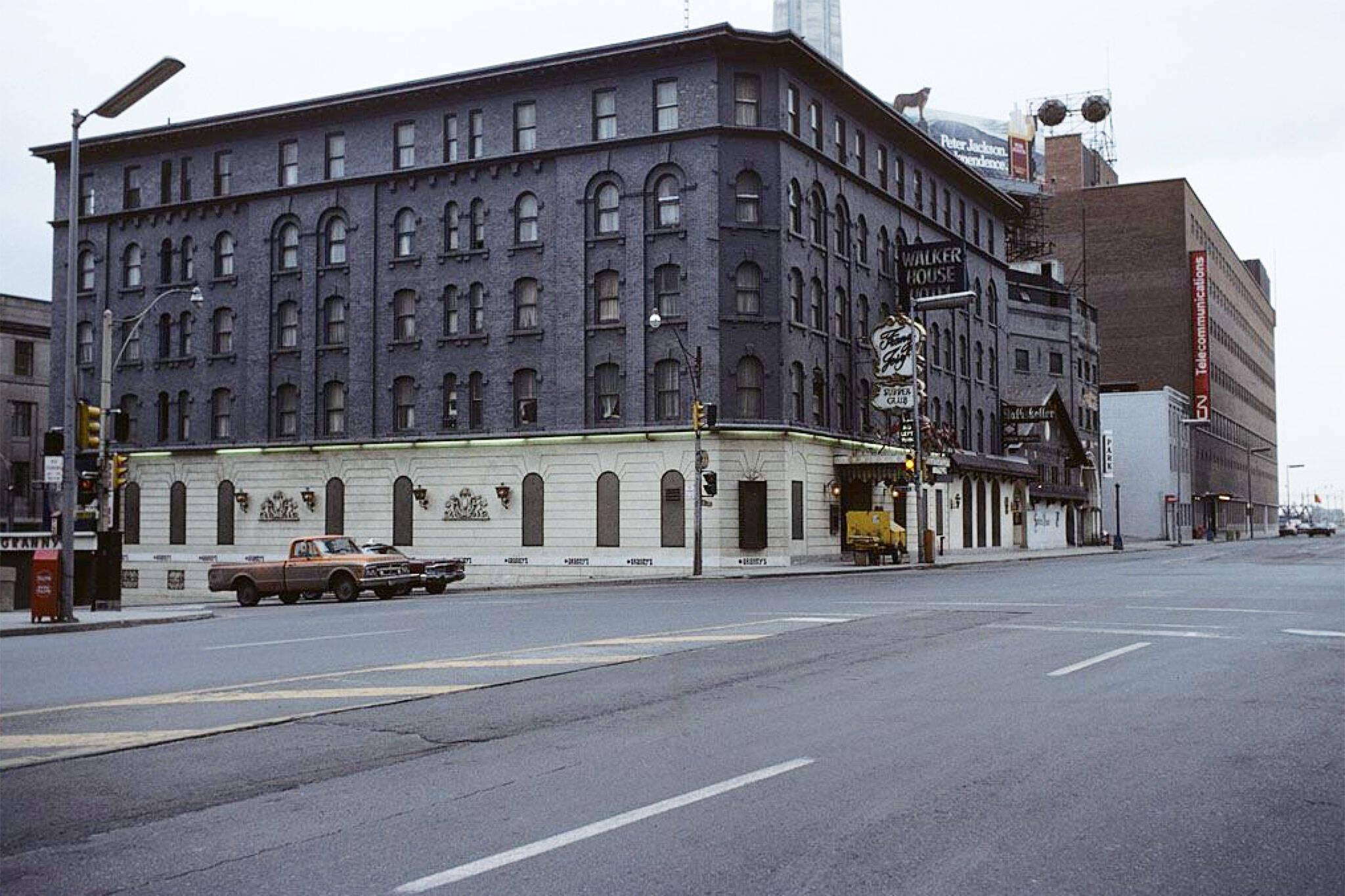 Walker House Hotel Toronto