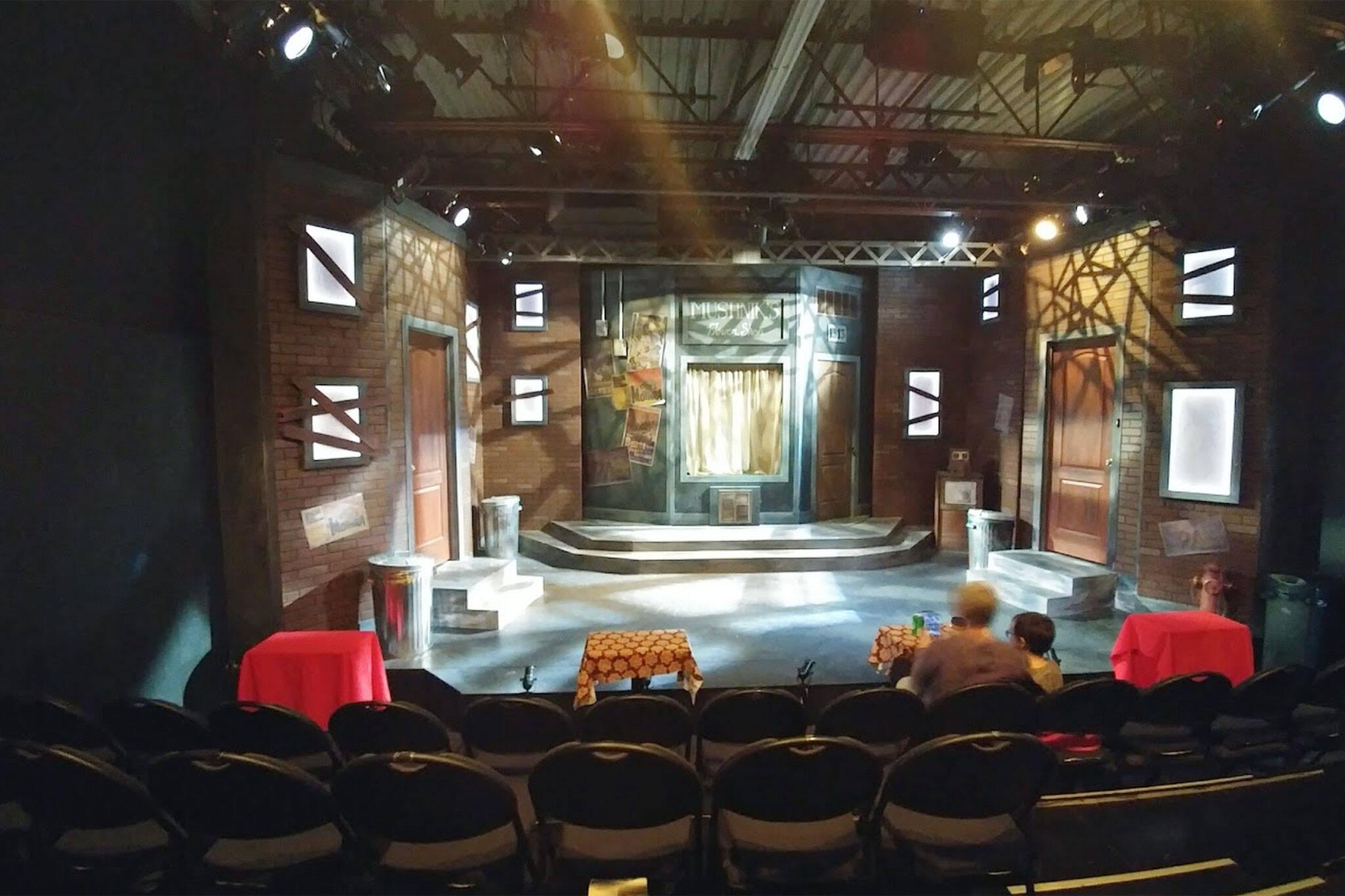 lower ossington theatre