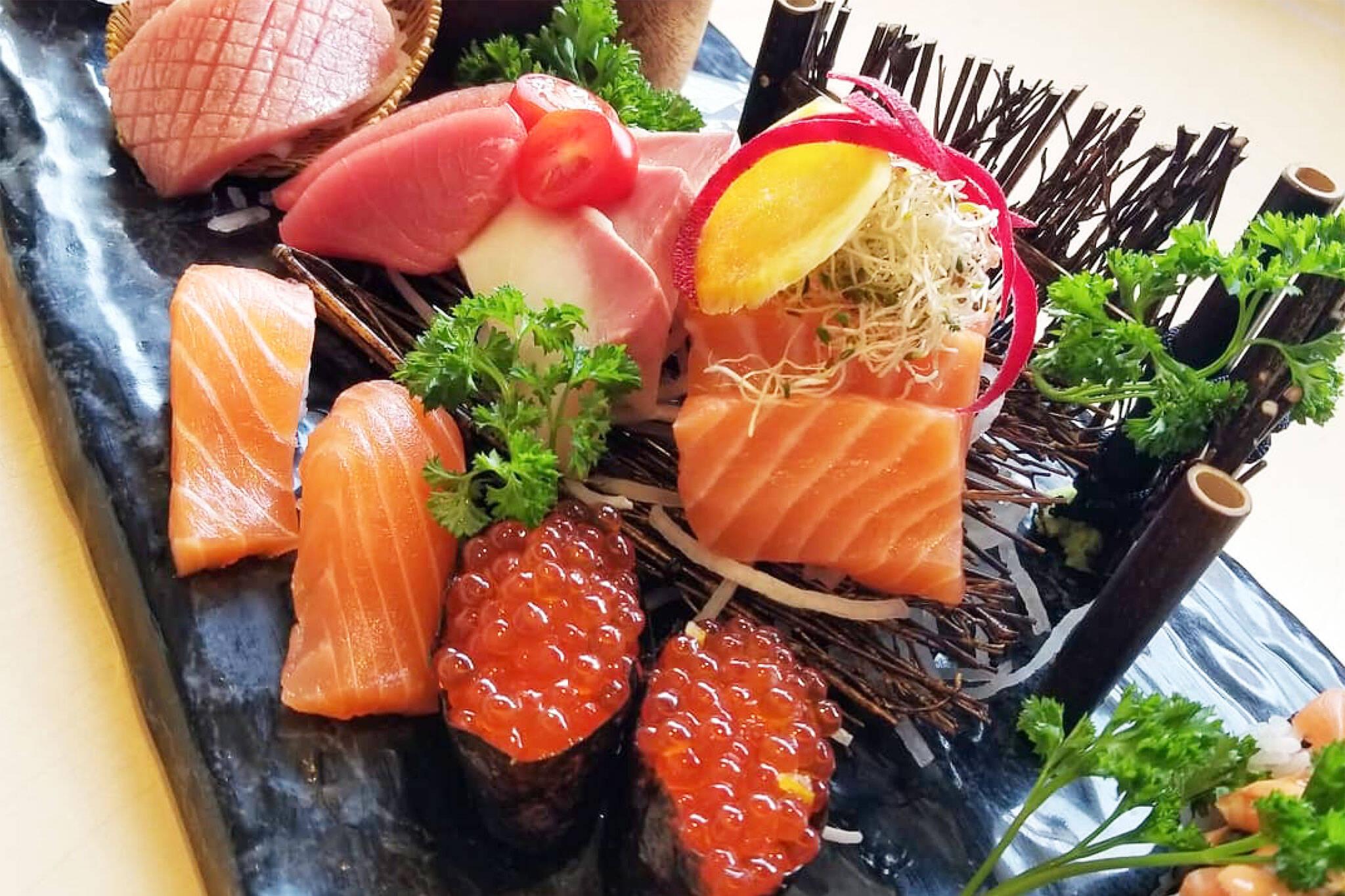 mine sushi toronto