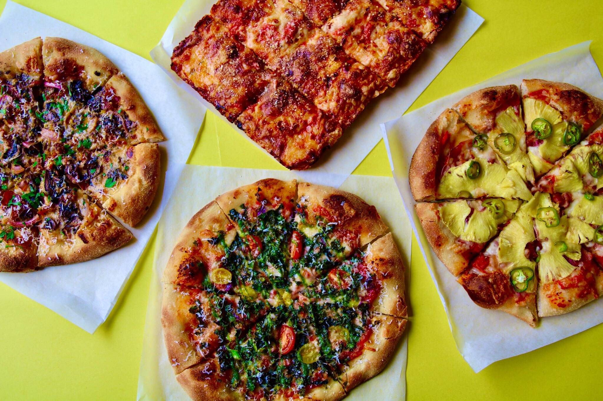 pie eyed pizza toronto