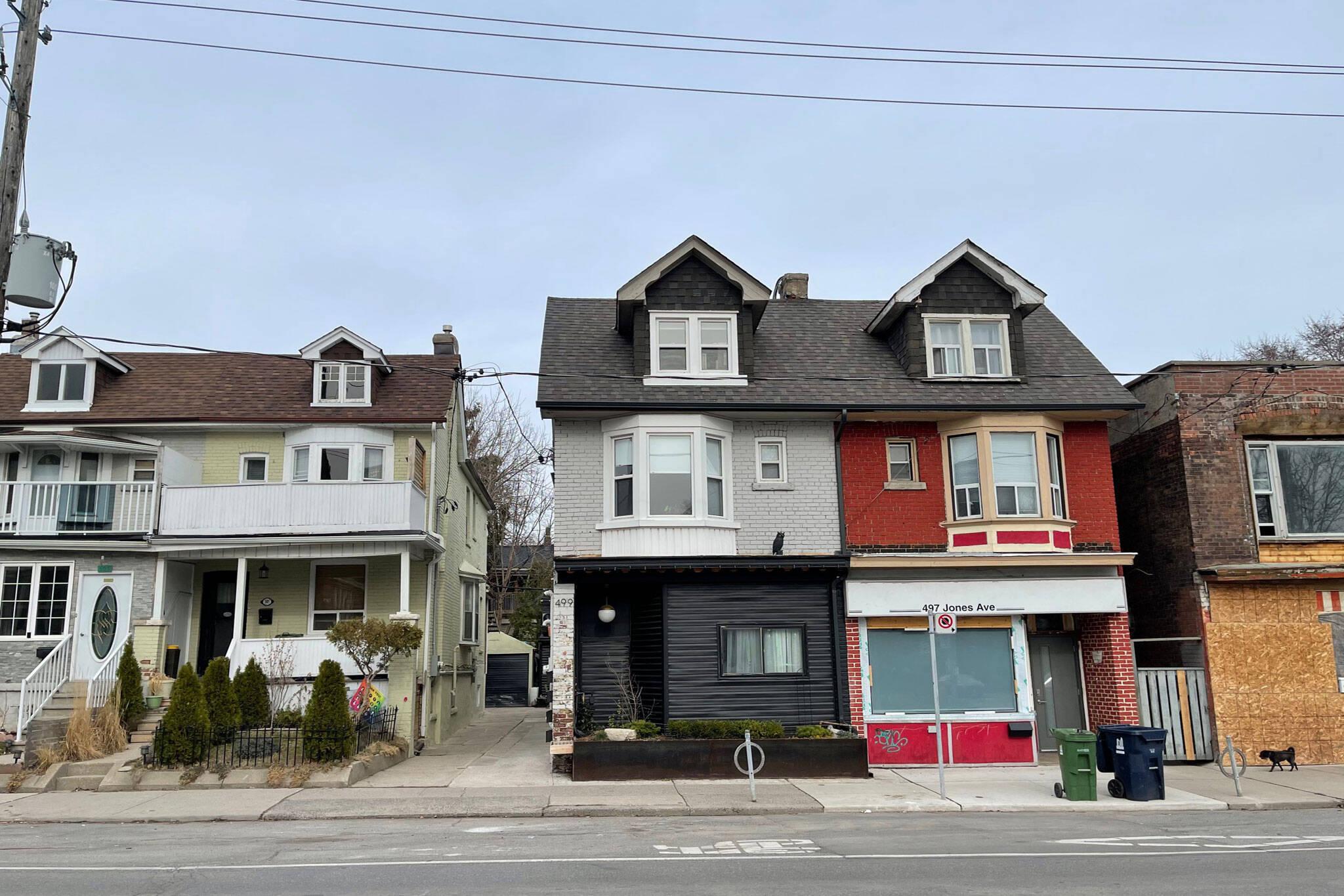 house price toronto