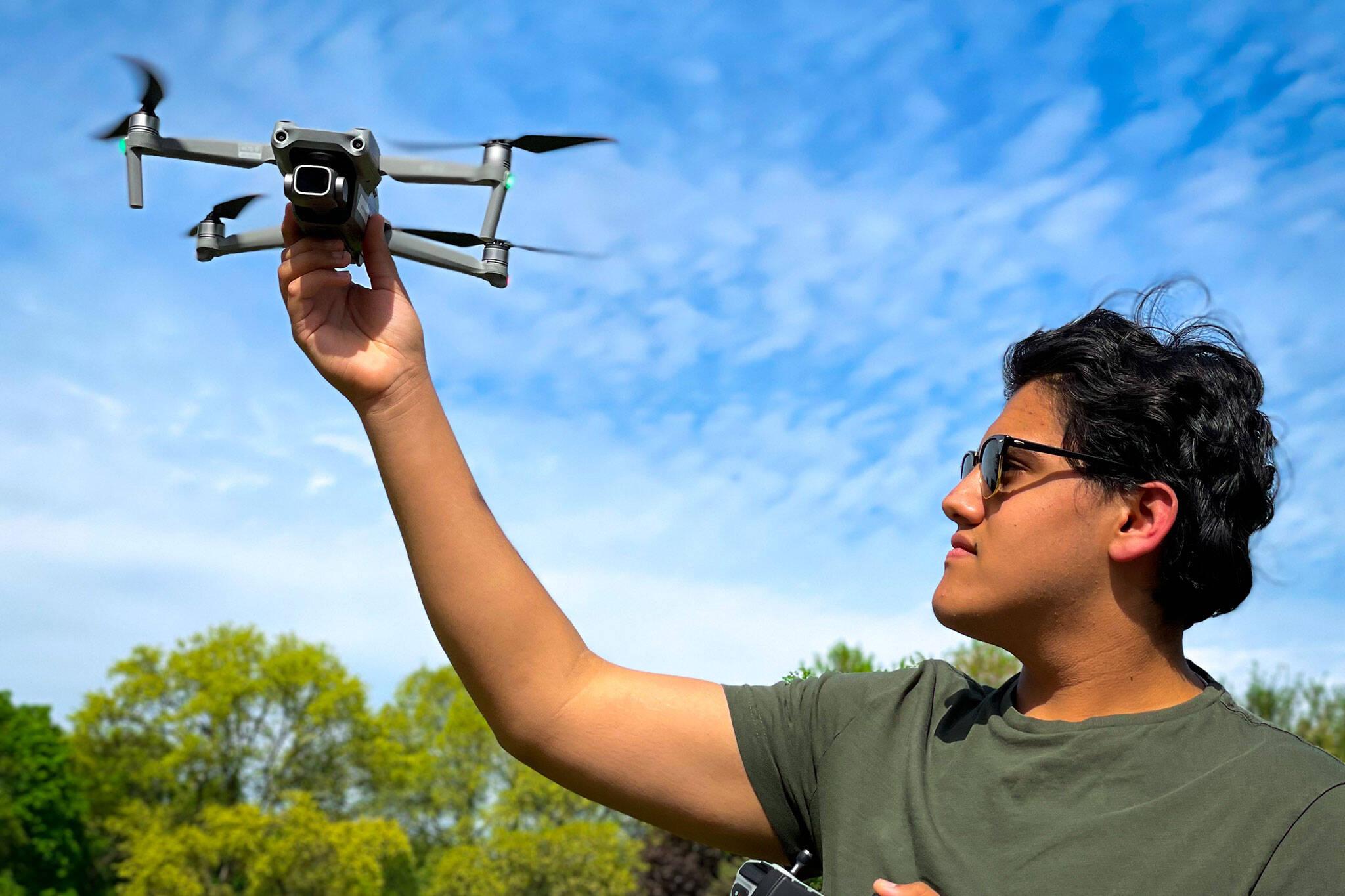 drone pilot certificate