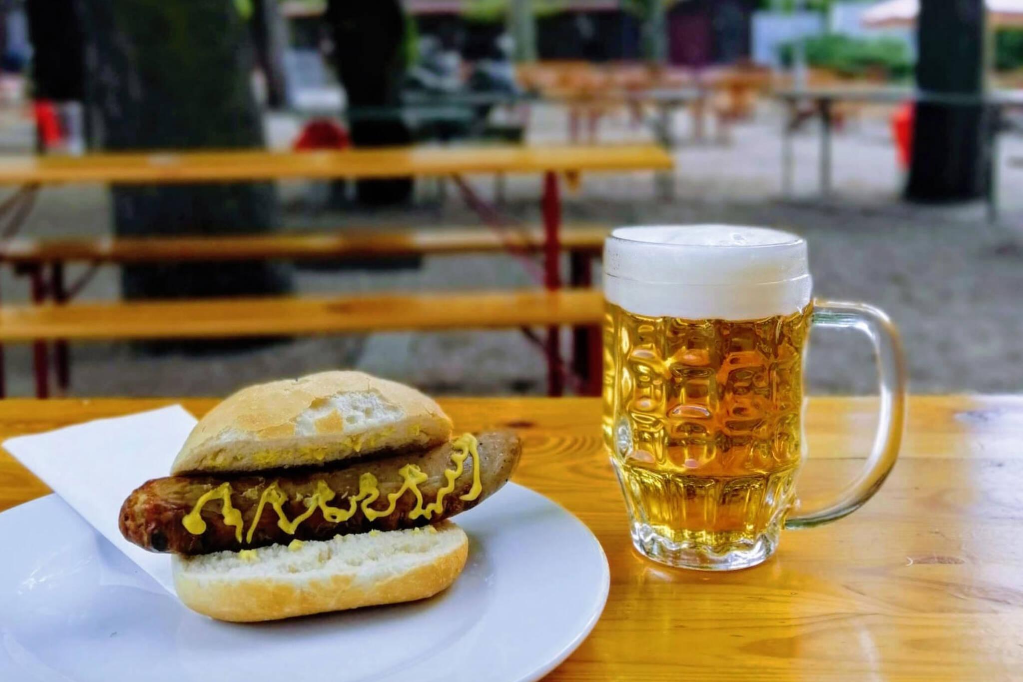 german beer garden toronto