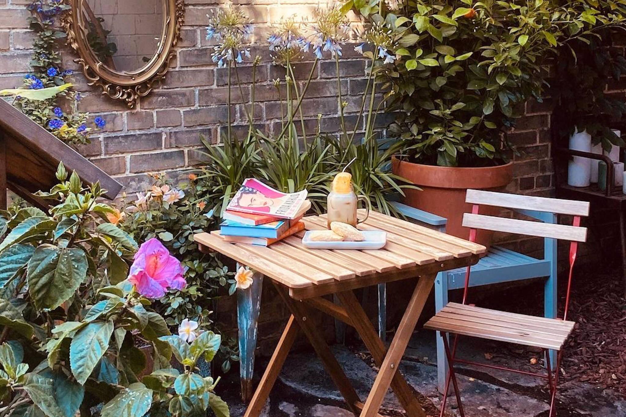 garden patio toronto