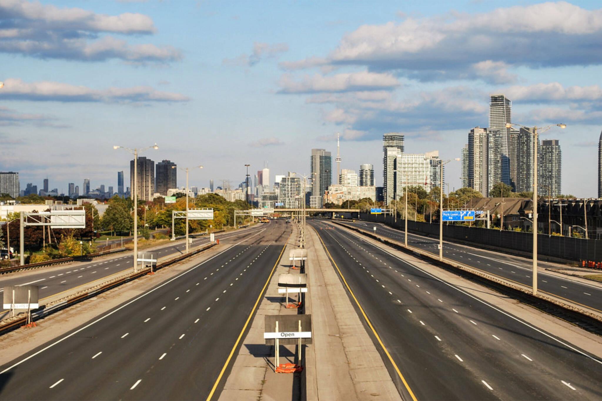 Gardiner Expressway