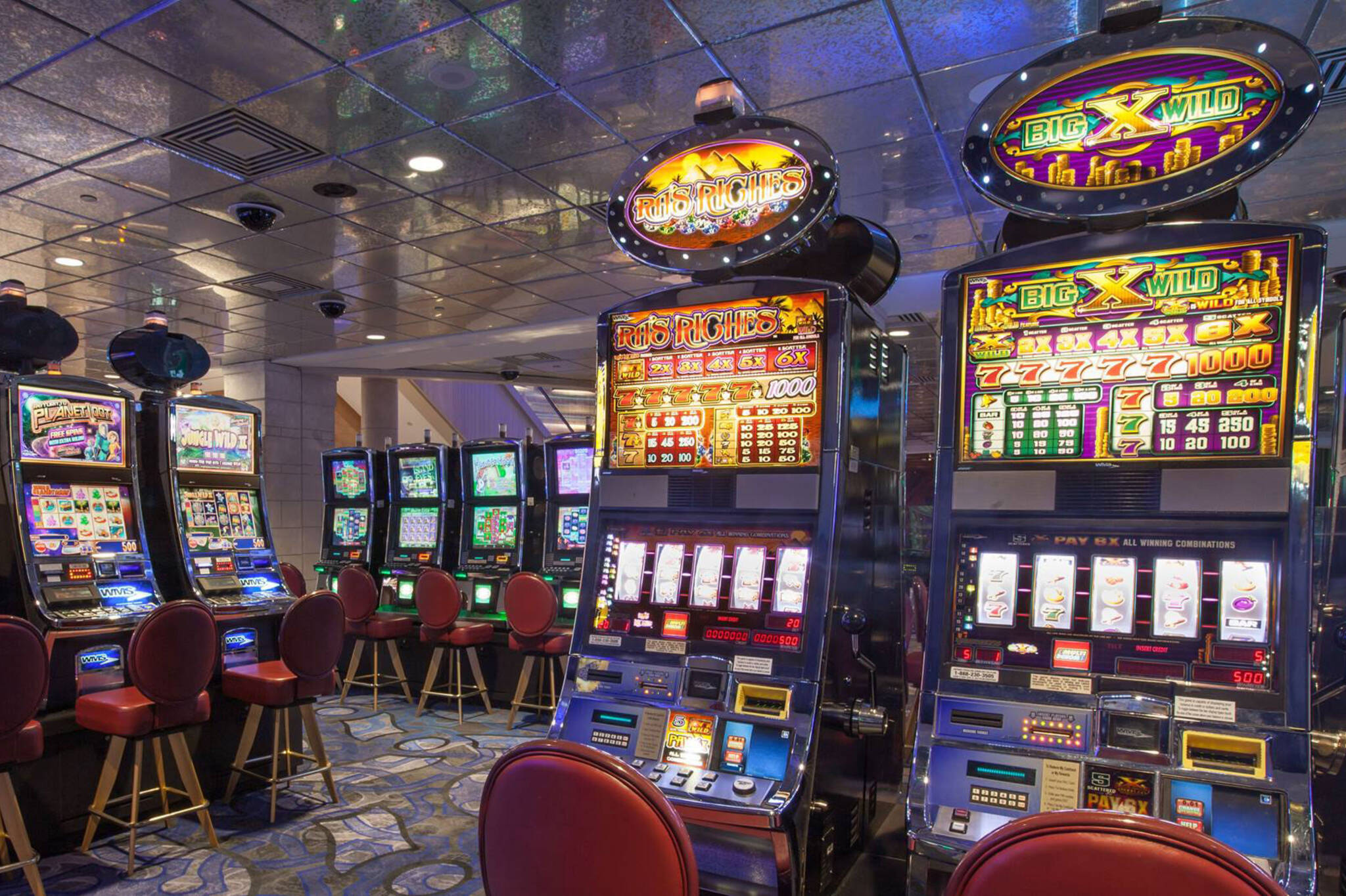 ontario casinos open