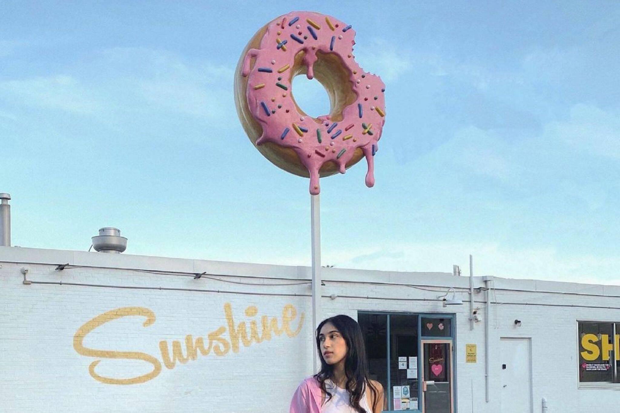 sunshine doughnuts ontario