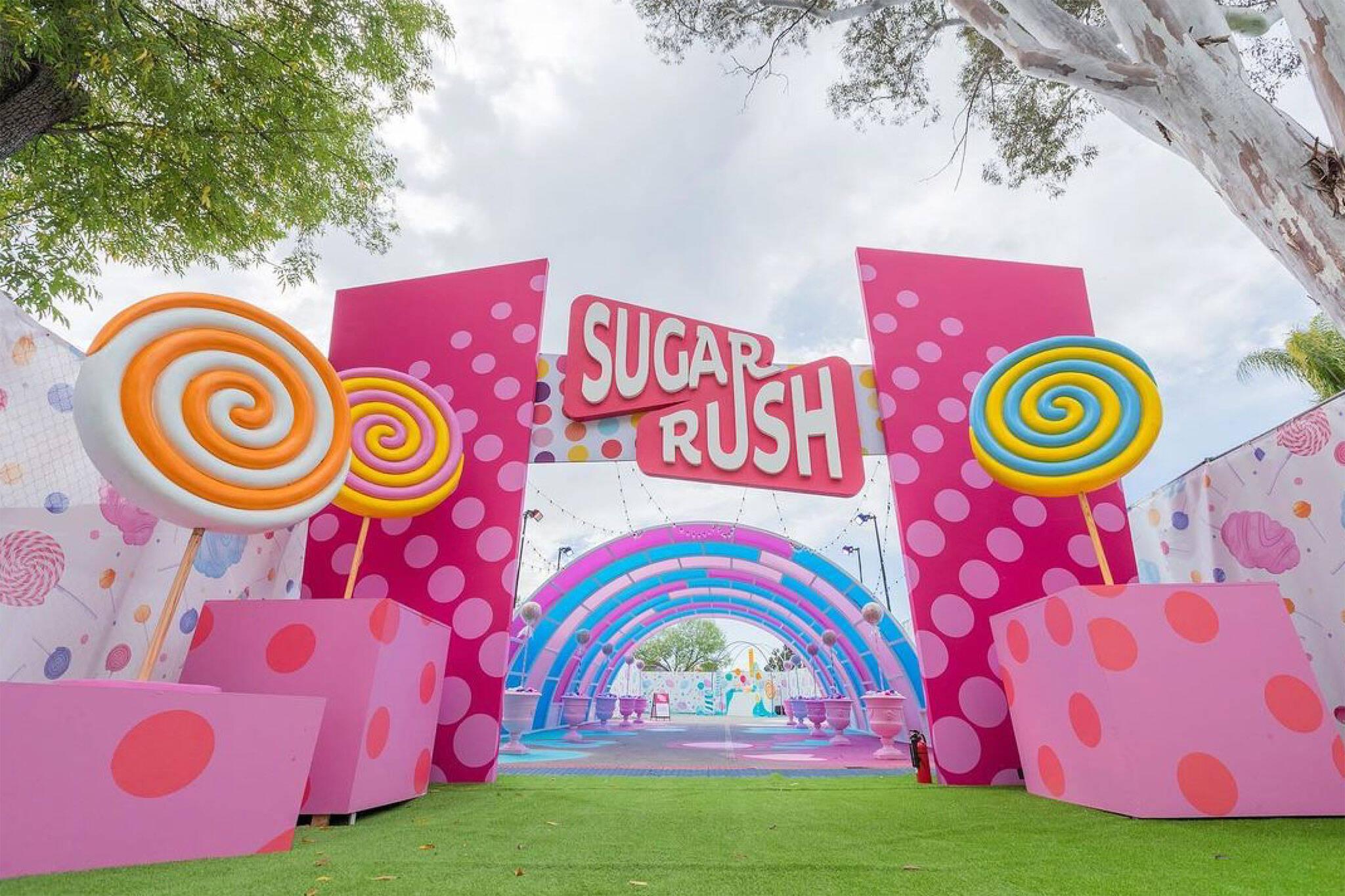 sugar rush toronto