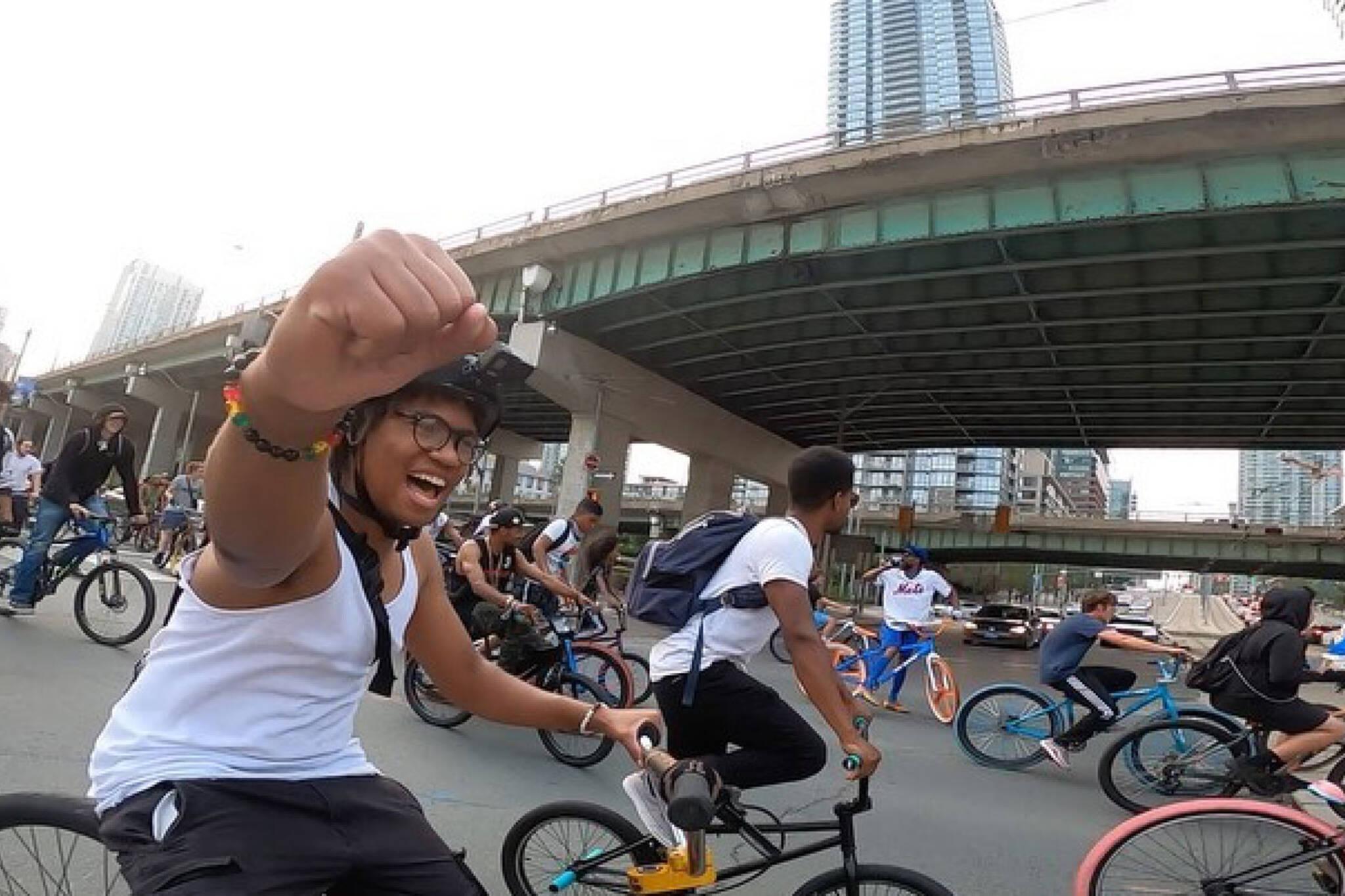 toronto bike life