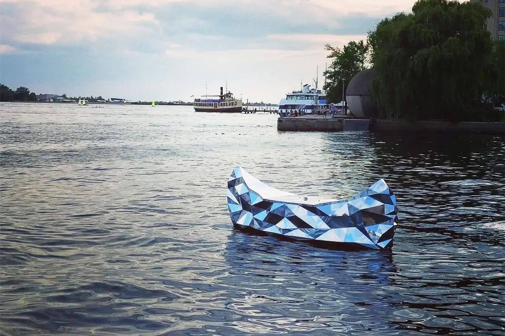 shiny canoe toronto