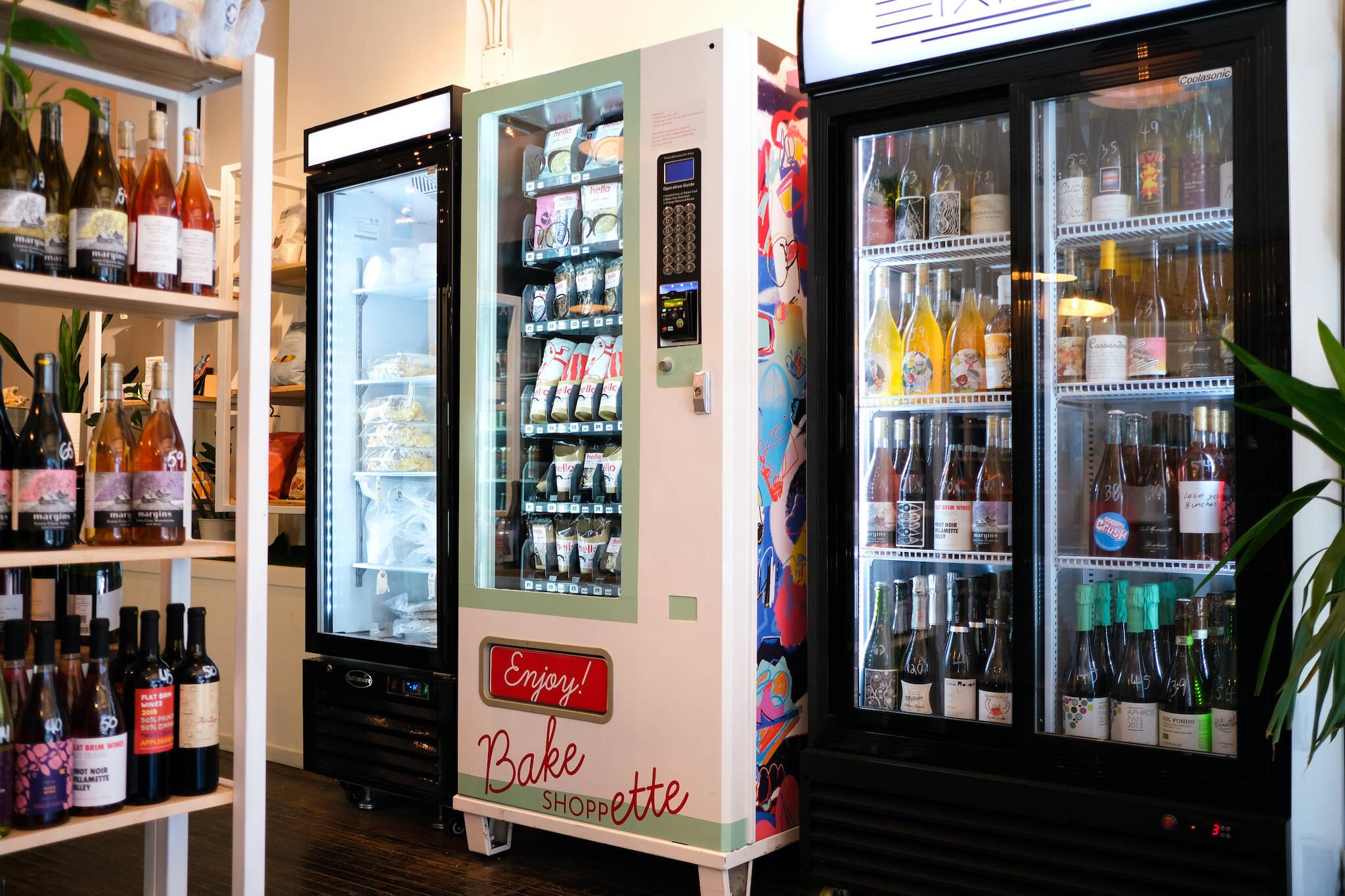vending machine toronto