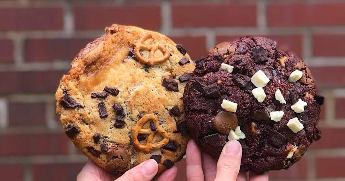 トロントの巨大なぬいぐるみクッキーはただもっととんでもないものになり続けています