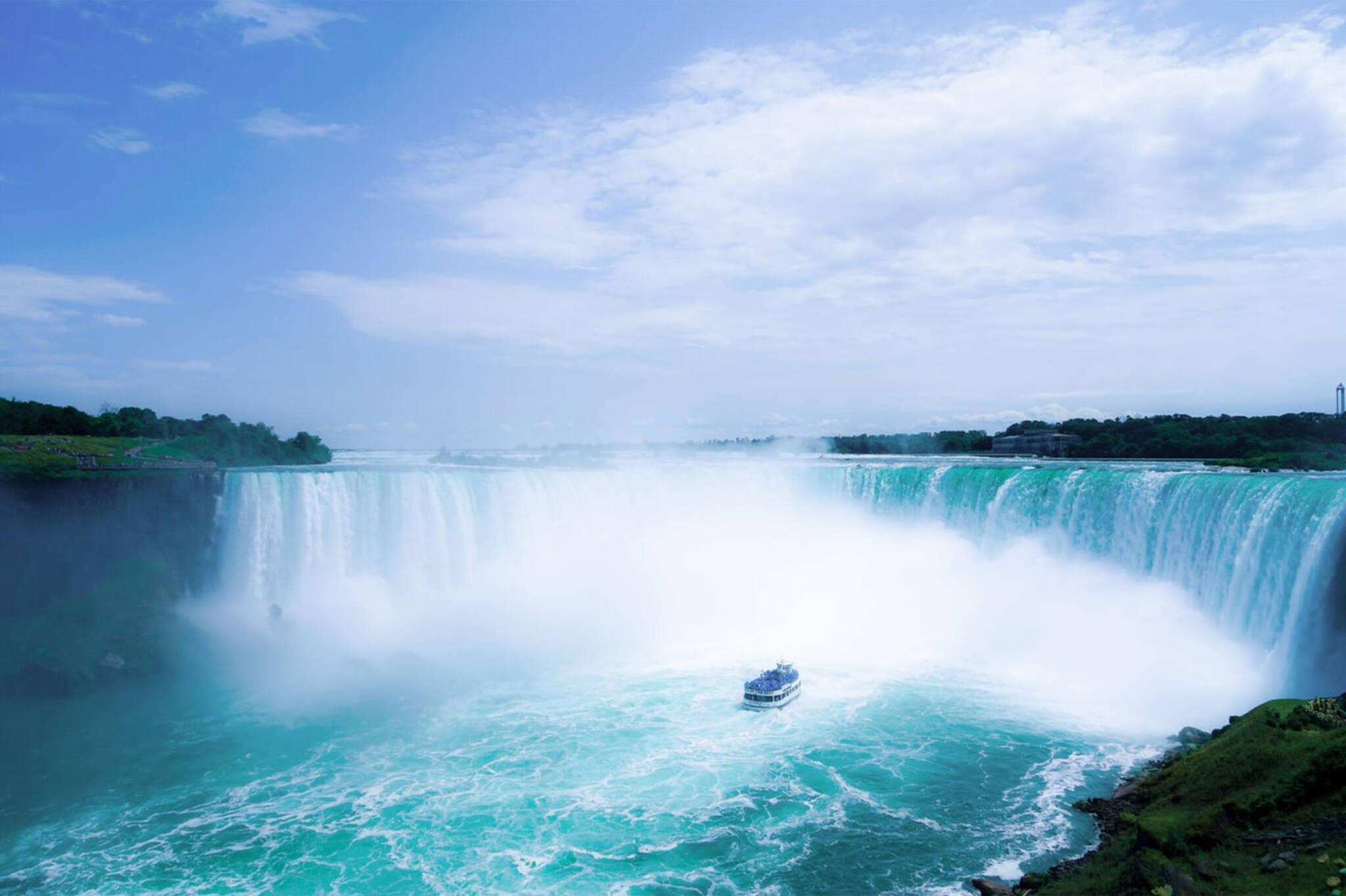 Niagara power station
