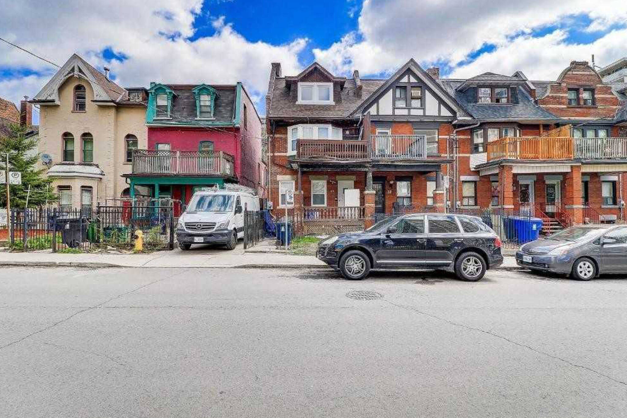 17 Homewood Avenue Toronto