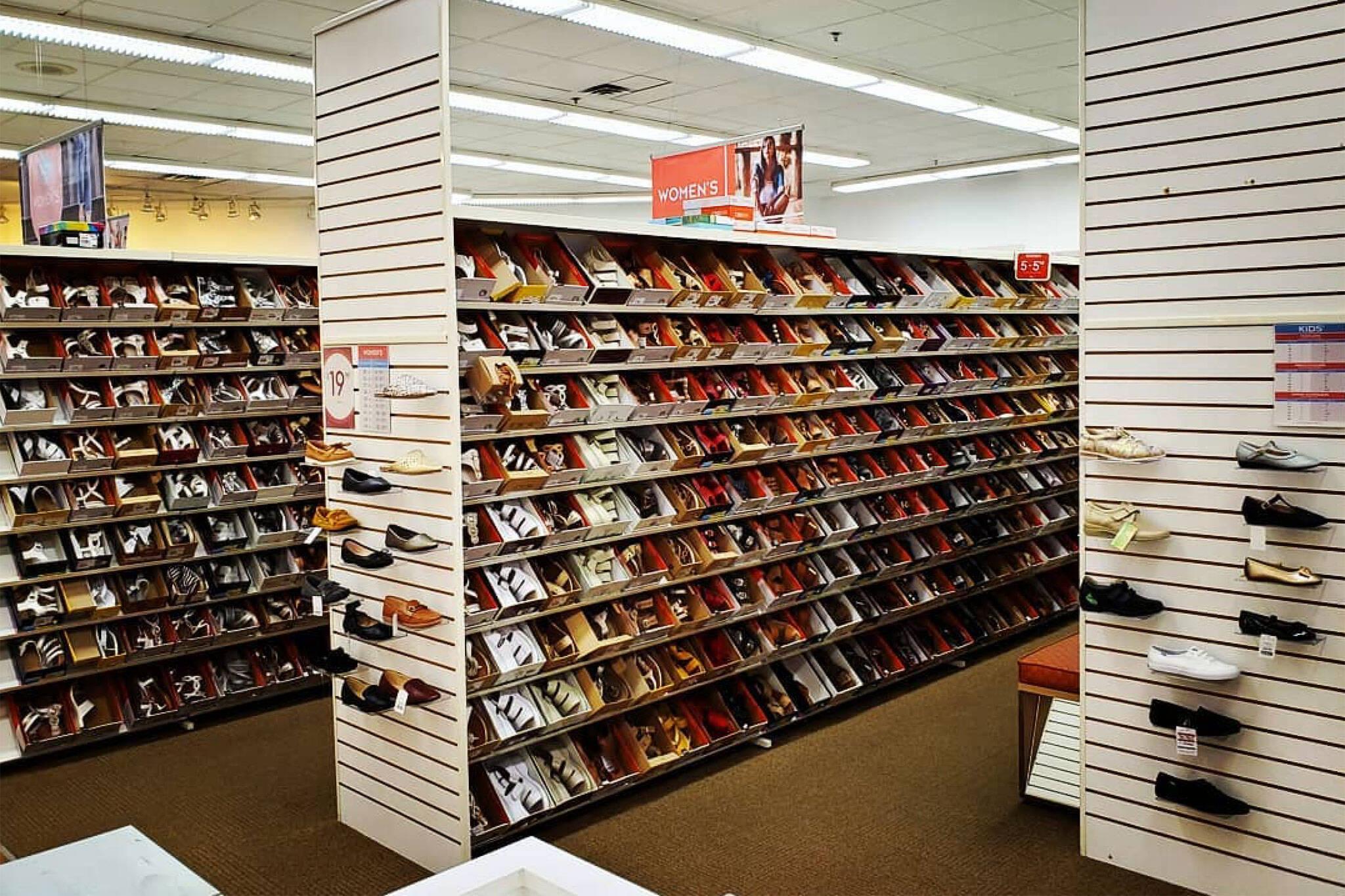 canadian shoe outlet
