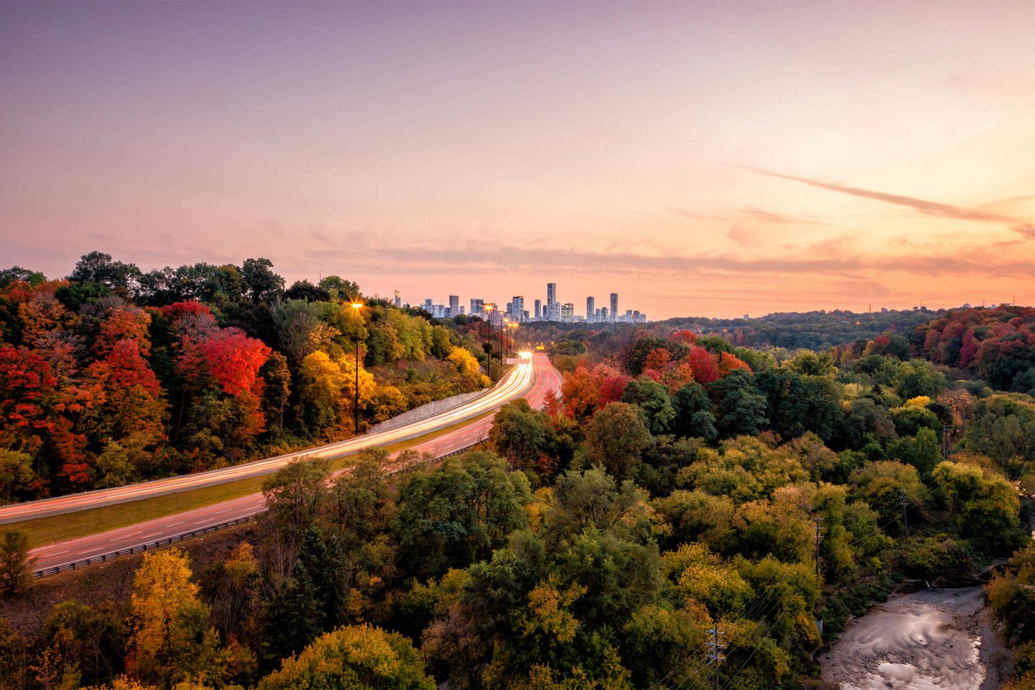 things to do fall Toronto