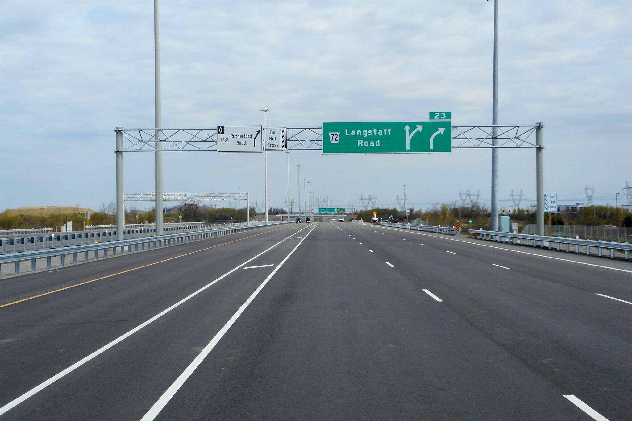 highway 427 extension