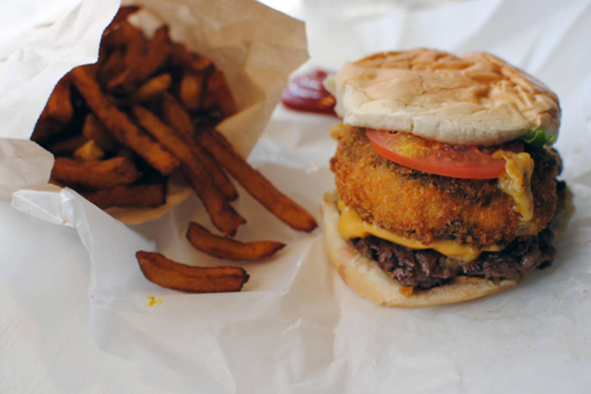Burger's Preist Yonge Street