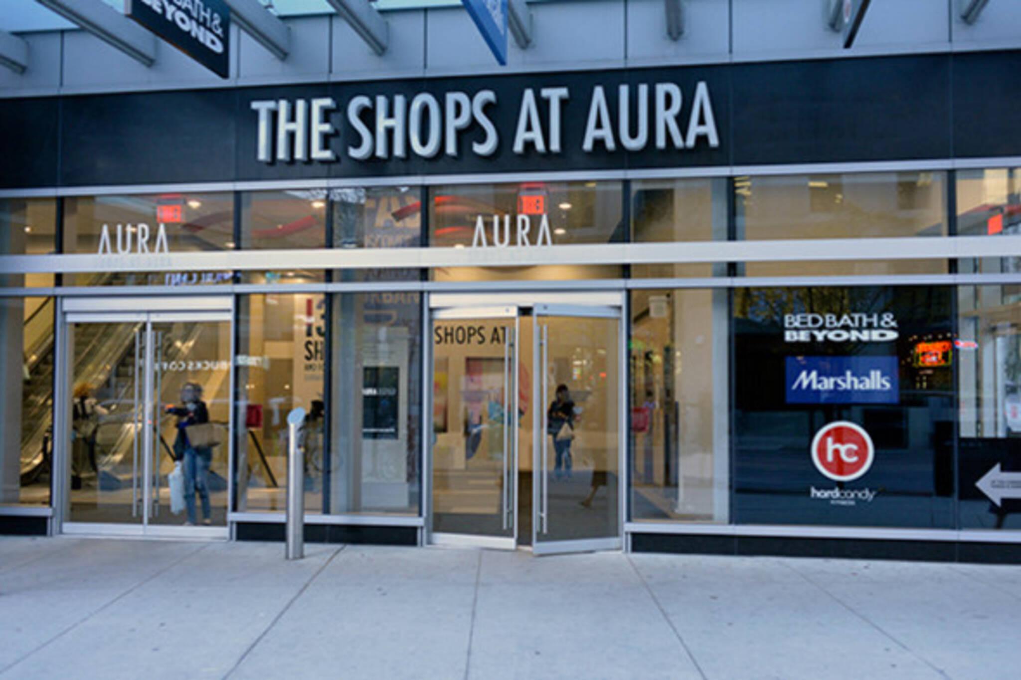 Aura Mall Toronto