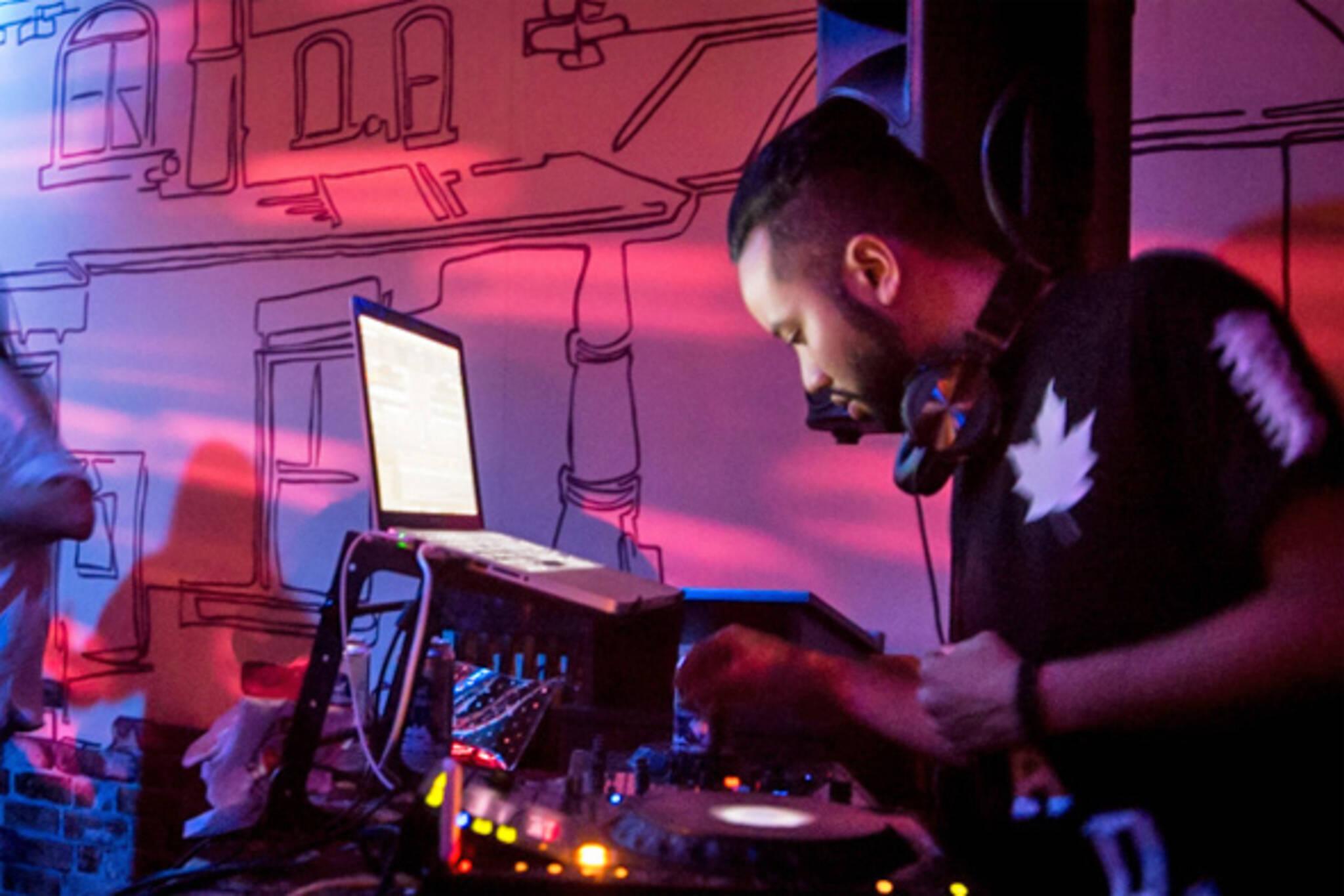 DJ Toronto