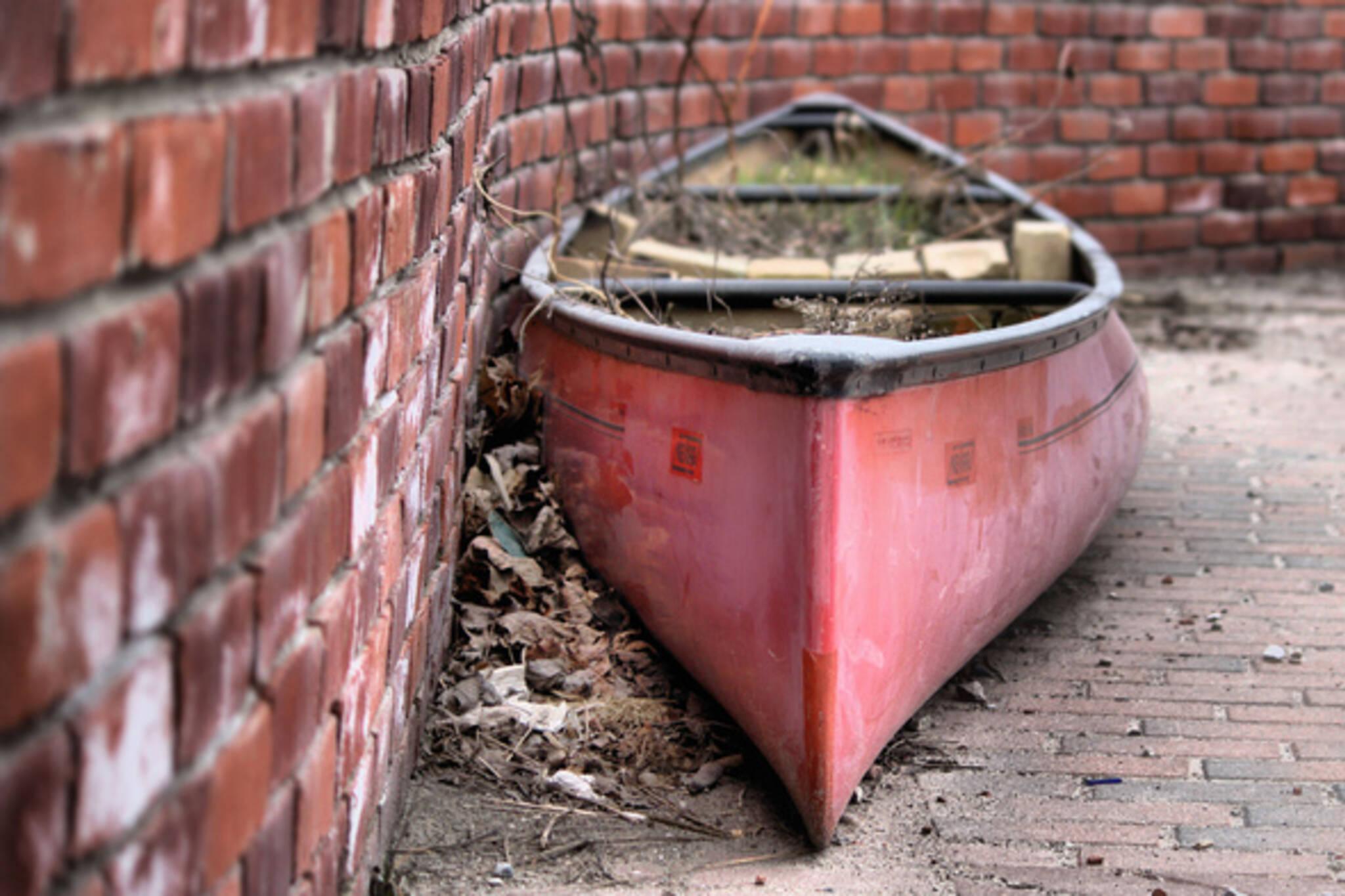 urban canoe