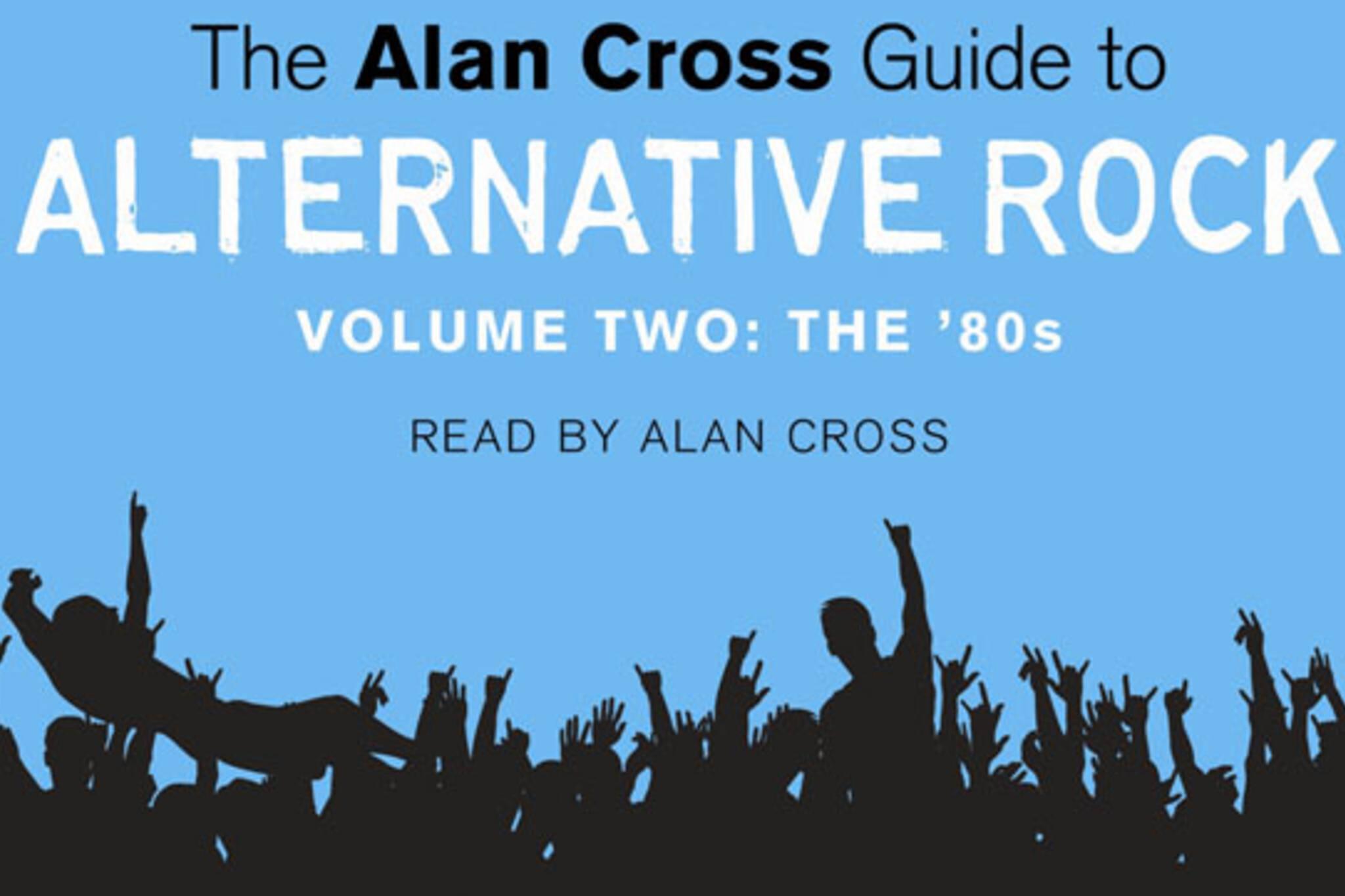 Alan Cross Avoids The Sophomore Slump