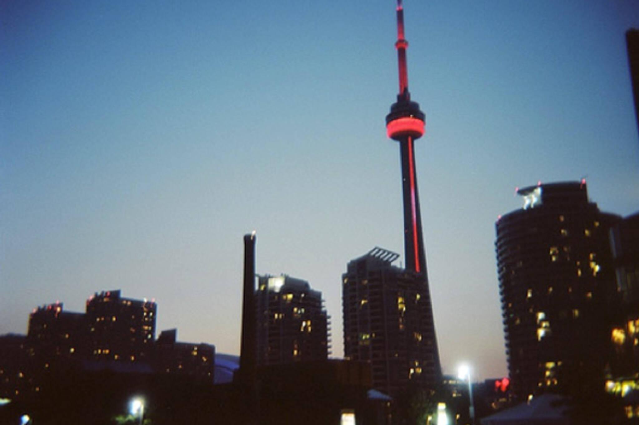 Toronto Holga