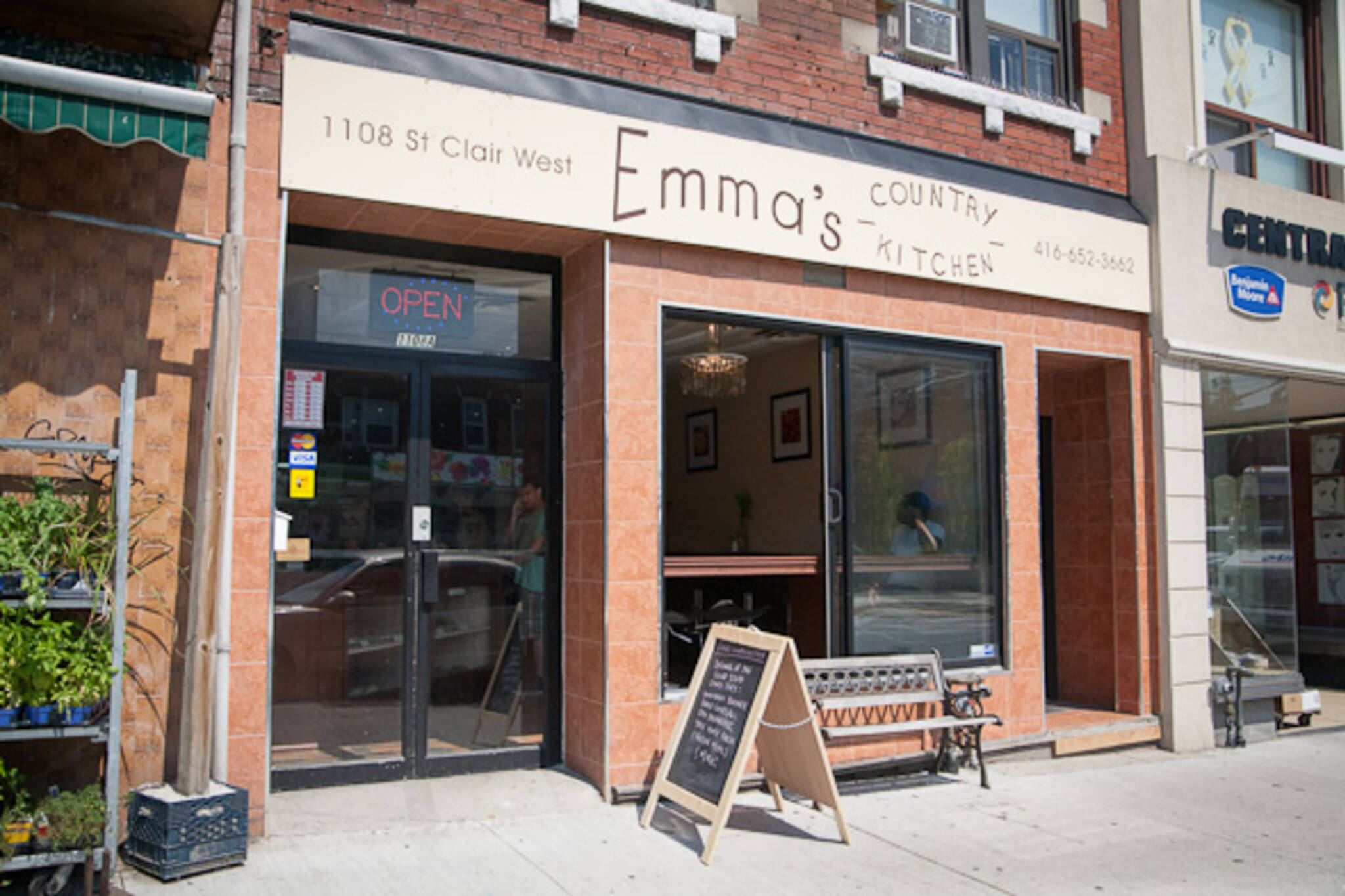 emmas country kitchen toronto