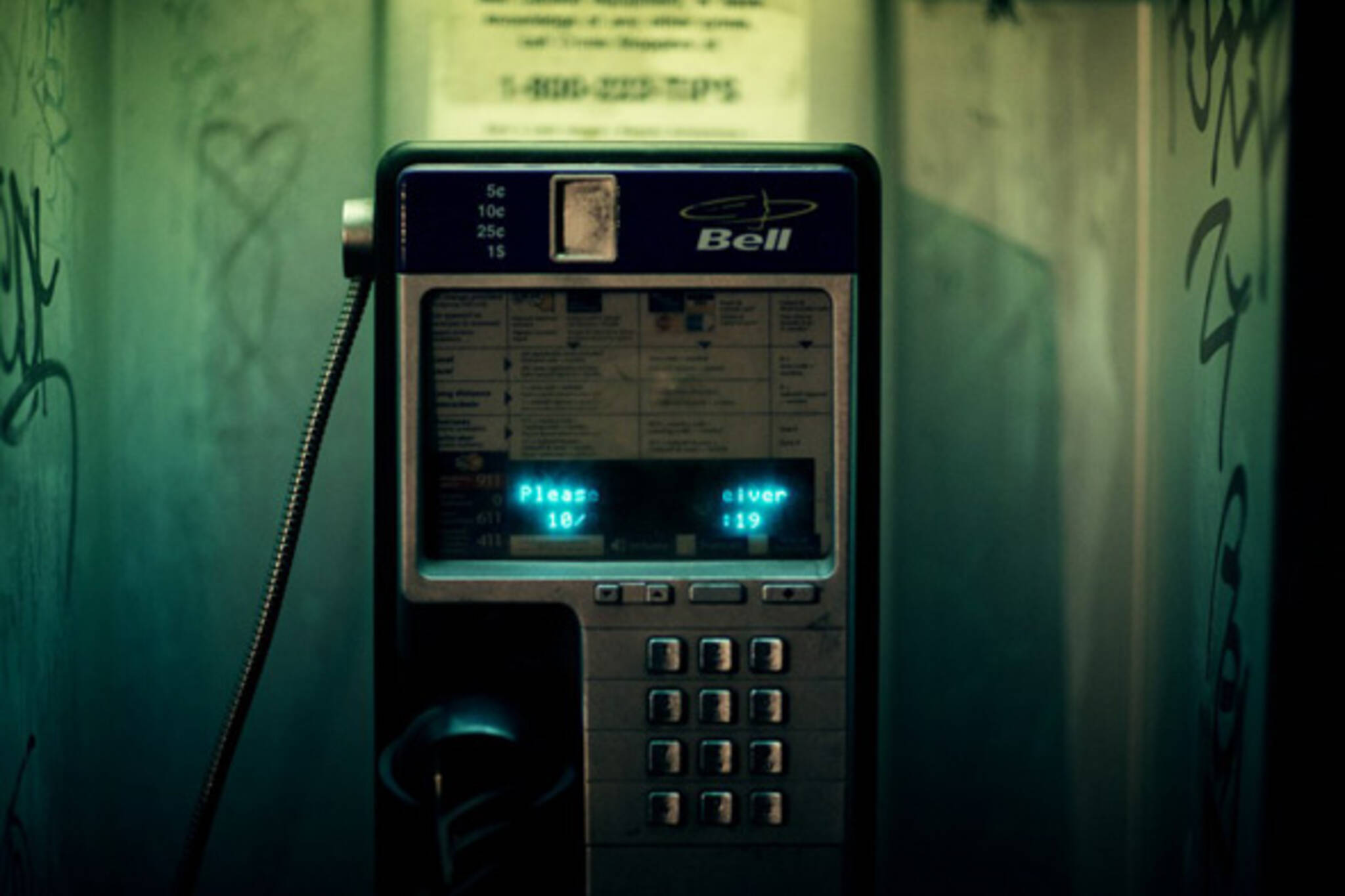 Bell Payphone