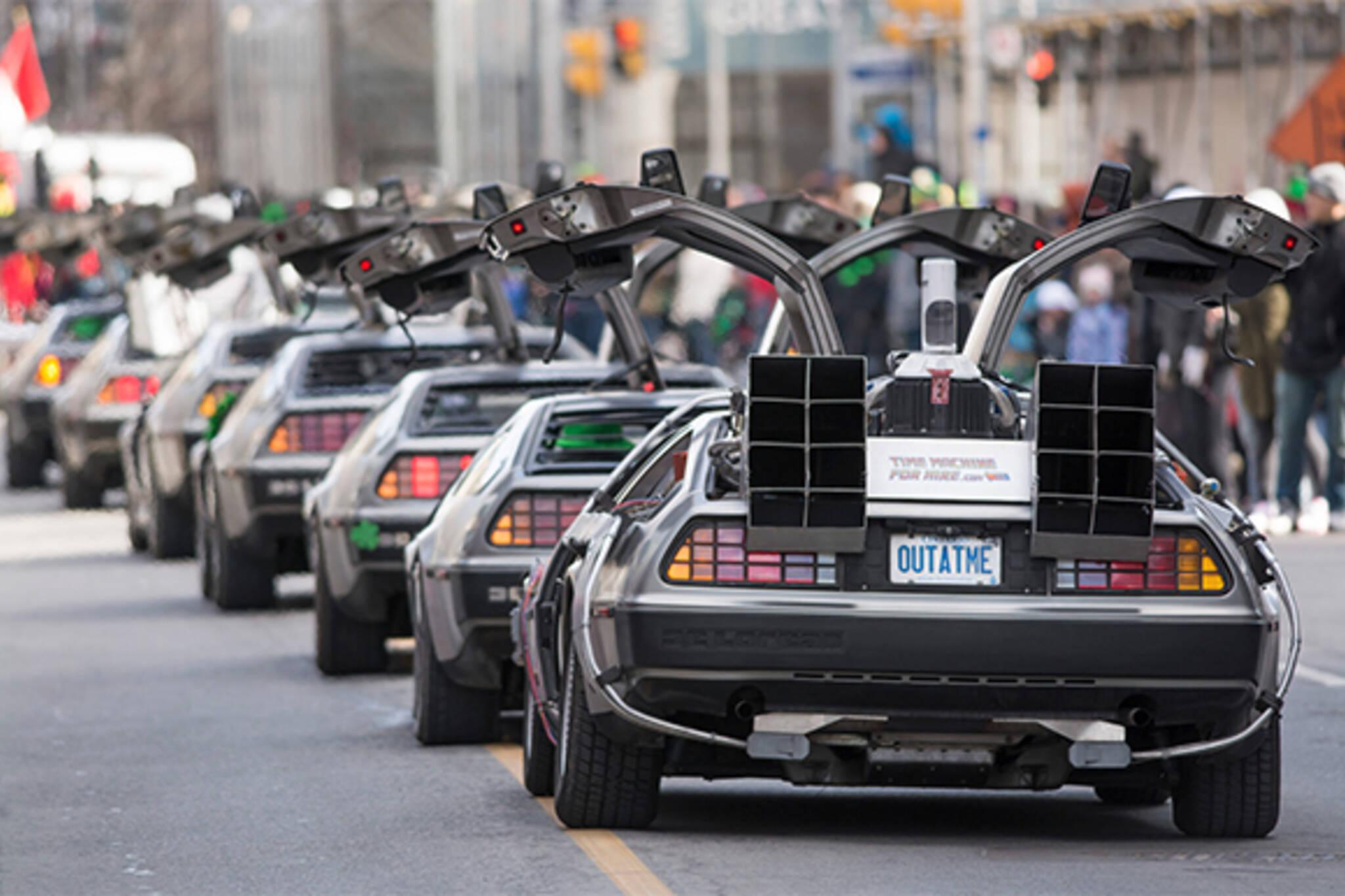 St Patricks Day Parade Toronto