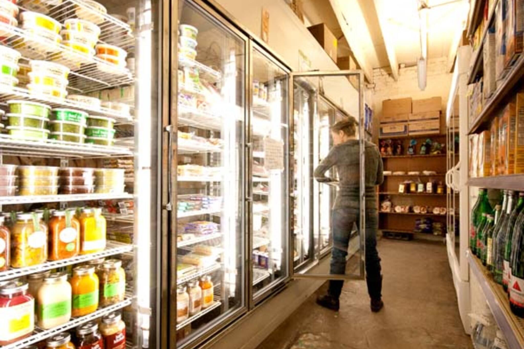 Not Profit food store